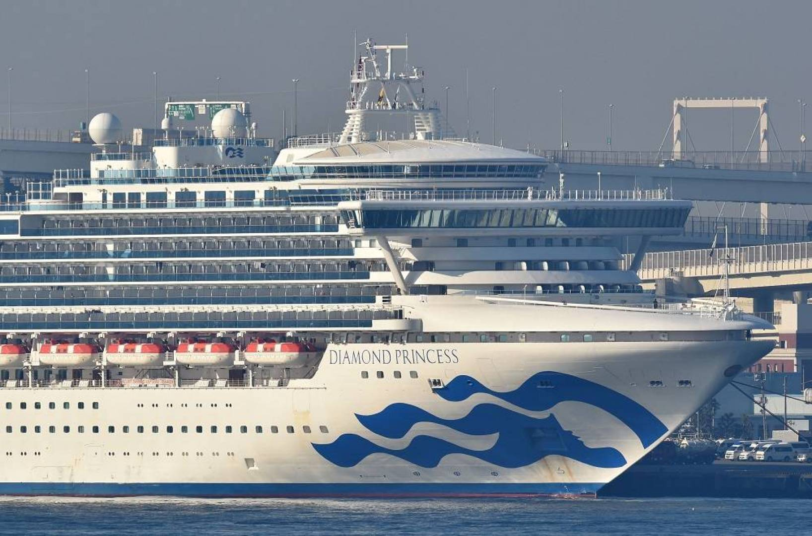 واشنطن ستُجلي مواطنيها الموجودين على متن السفينة الخاضعة للحجر الصحي