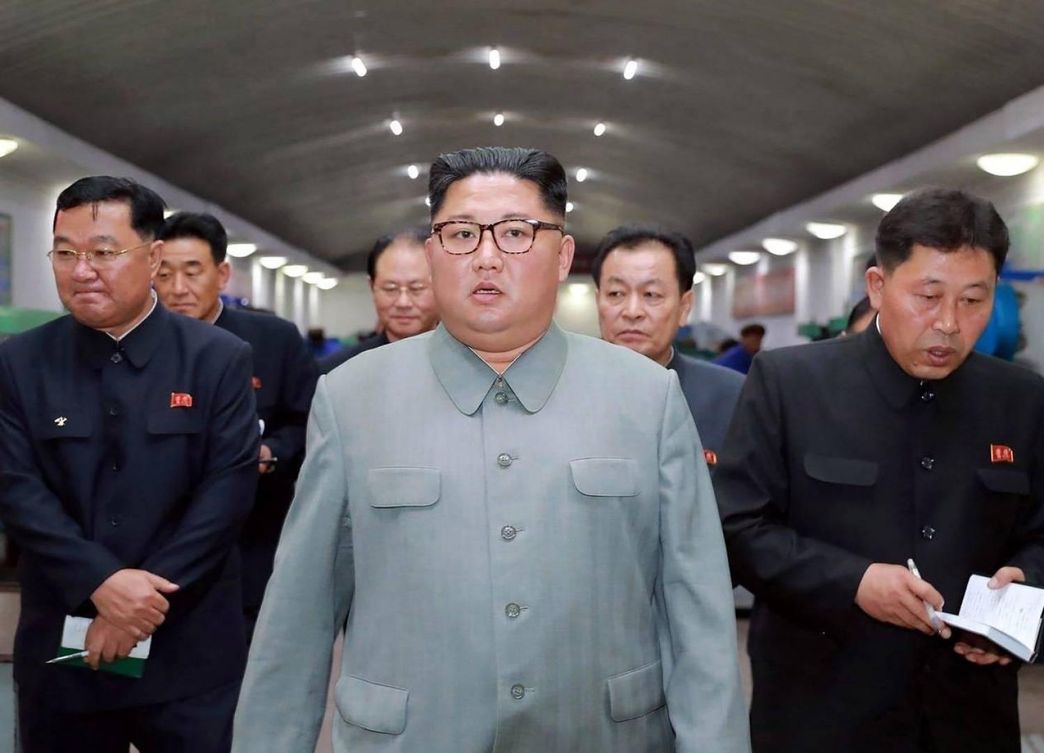 إعدام مسؤول كوري شمالي مشتبه في إصابته بـ«كورونا».. بالرصاص