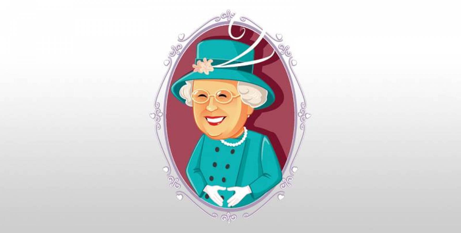 كيف تتخلص الملكة إليزابيث من ضيوفها المملين؟