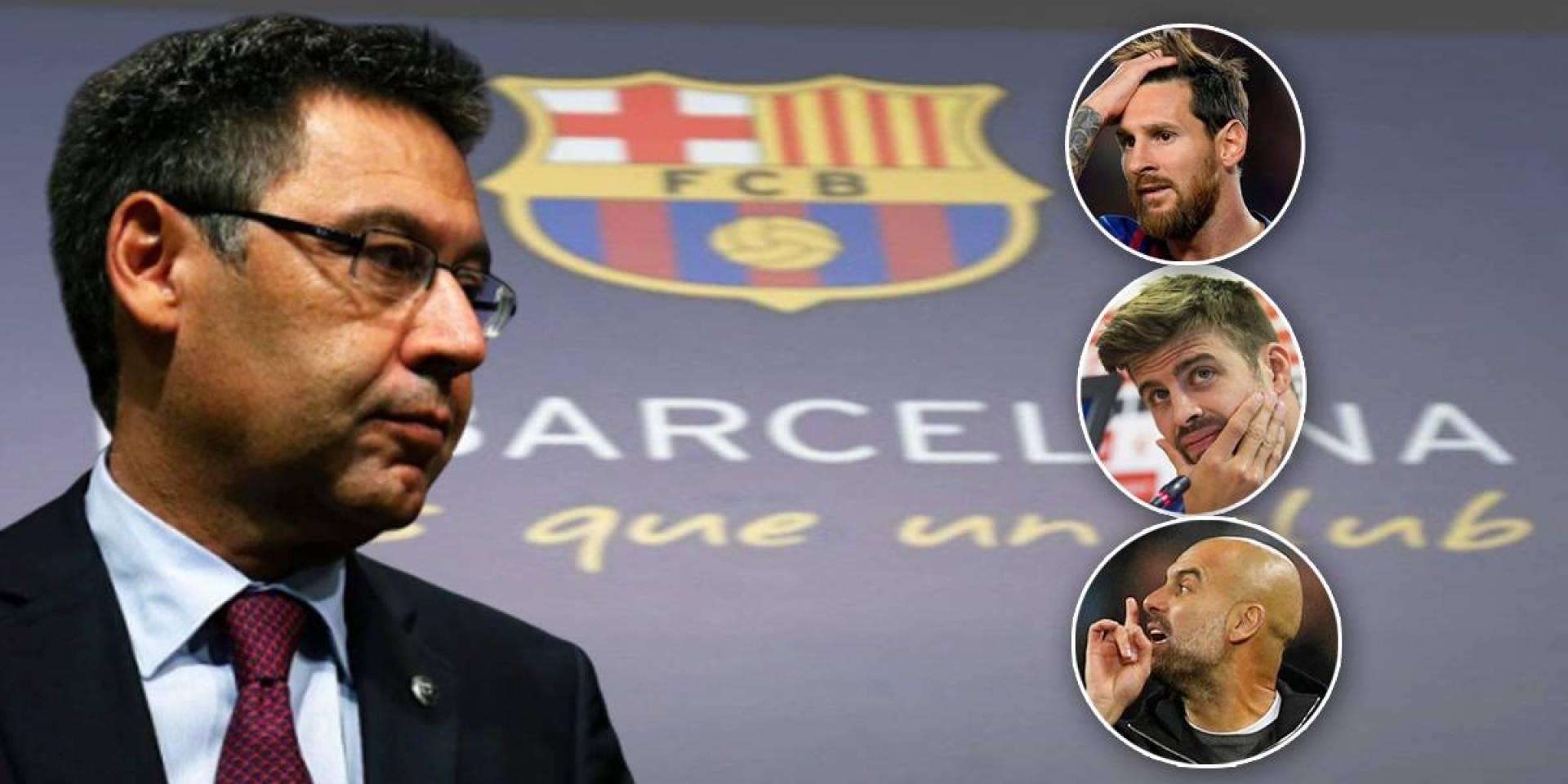 معركة «كسر عظم» داخل أروقة برشلونة