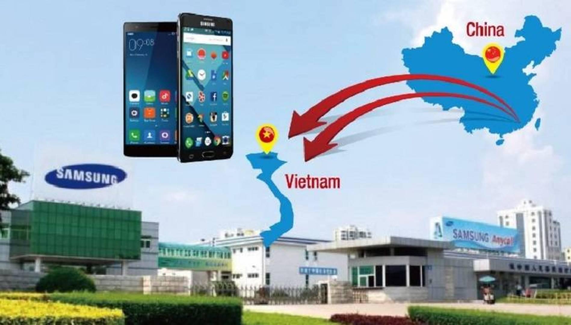 «سامسونغ» تنقل مكونات هواتفها من الصين لفيتنام بسبب كورونا