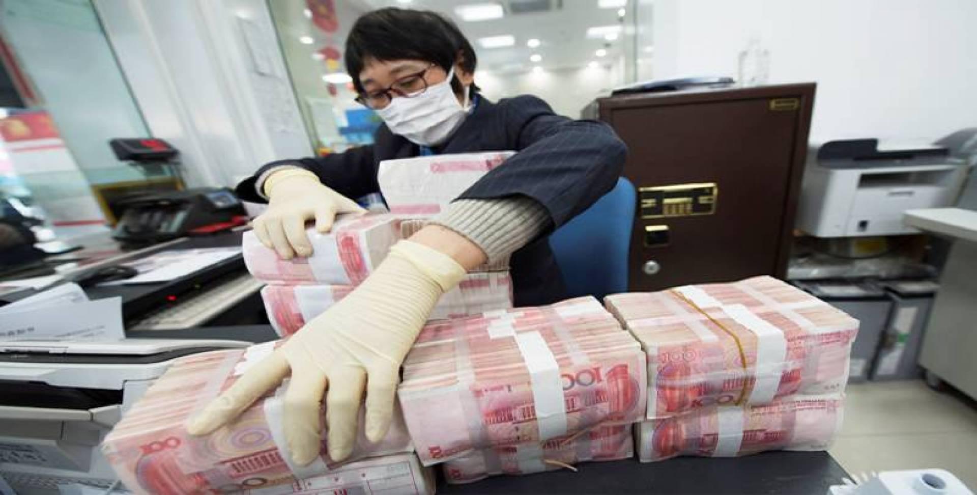 «كورونا» يضرب القطاع المصرفي في الصين