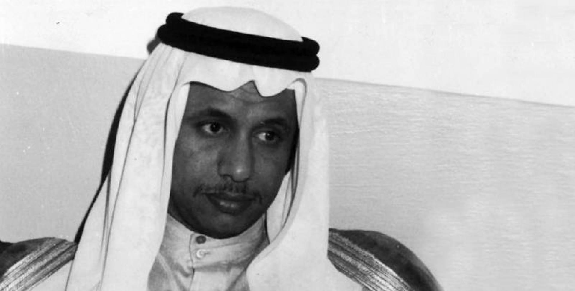 الشيخ جابر المبارك الحمد الصباح.. أرشيفية