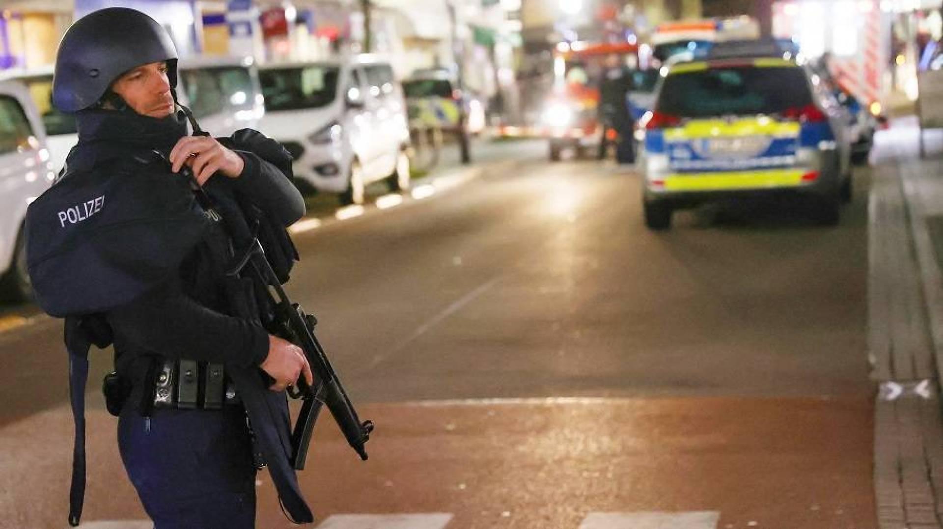 مقتل 8 أشخاص على الأقل في إطلاق نار بهاناو غربي ألمانيا