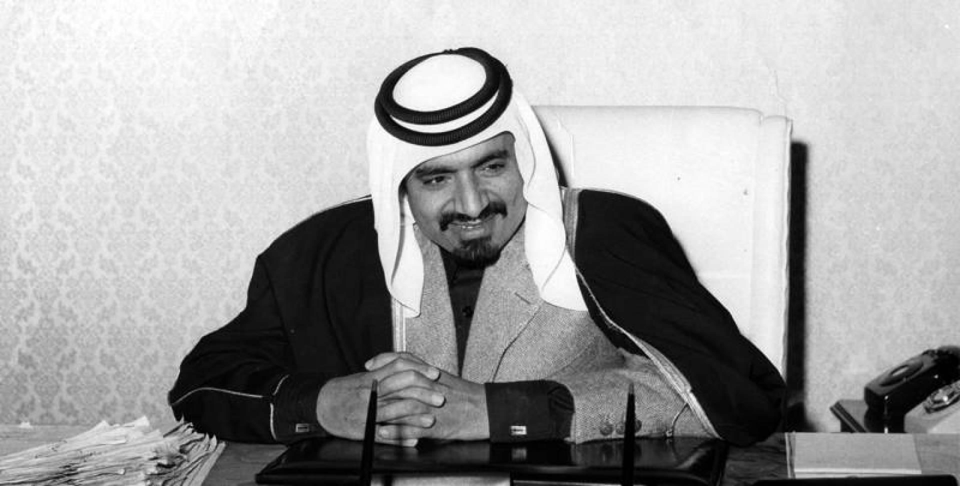 الشيخ خليفة بن حمد آل ثاني.. أرشيفية