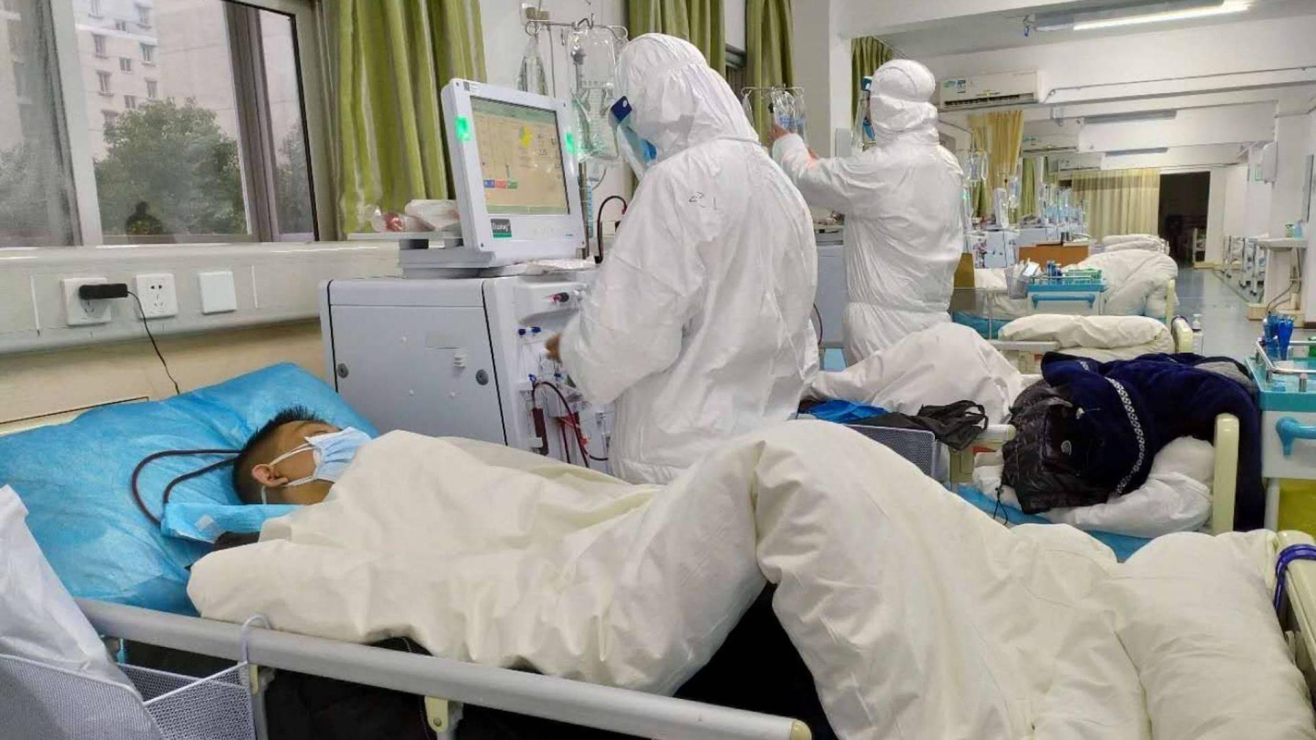 الصين تسجل 71 حالة وفاة جديدة بفيروس كورونا