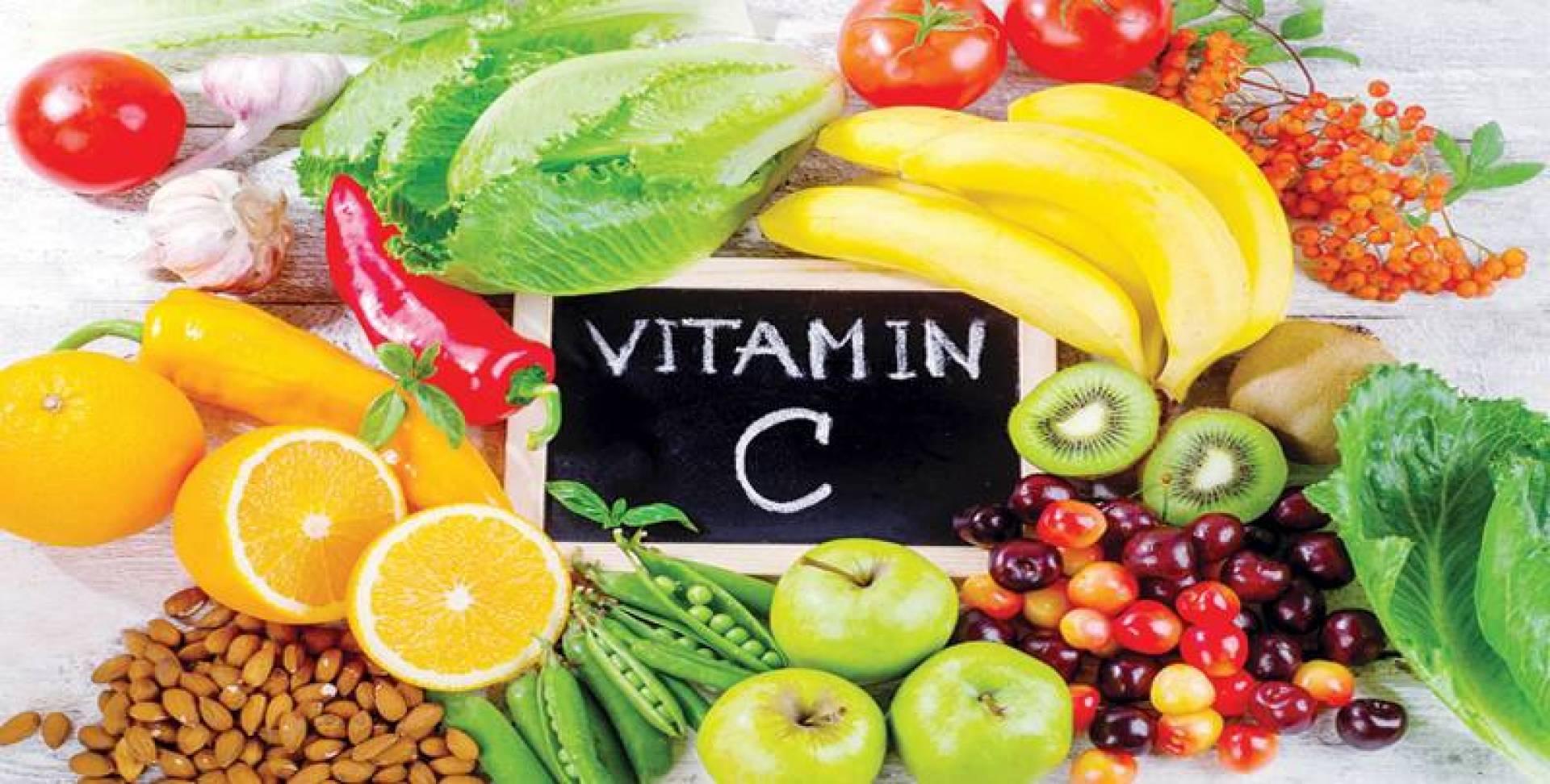 فيتامينا C وD واليود خط الدفاع الأول لرفع مناعة الجسم