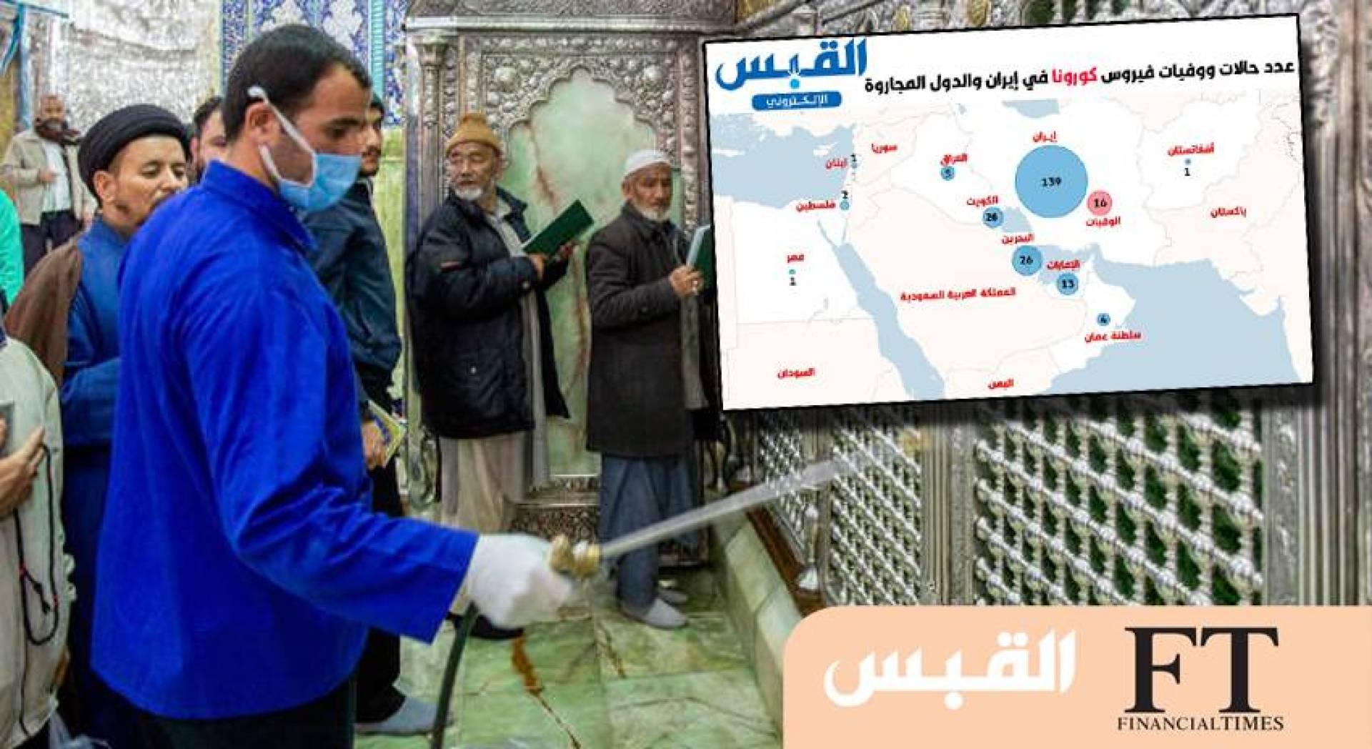 لماذا تفشي «كورونا» في إيران.. أمر خطير بالنسبة للشرق الأوسط؟
