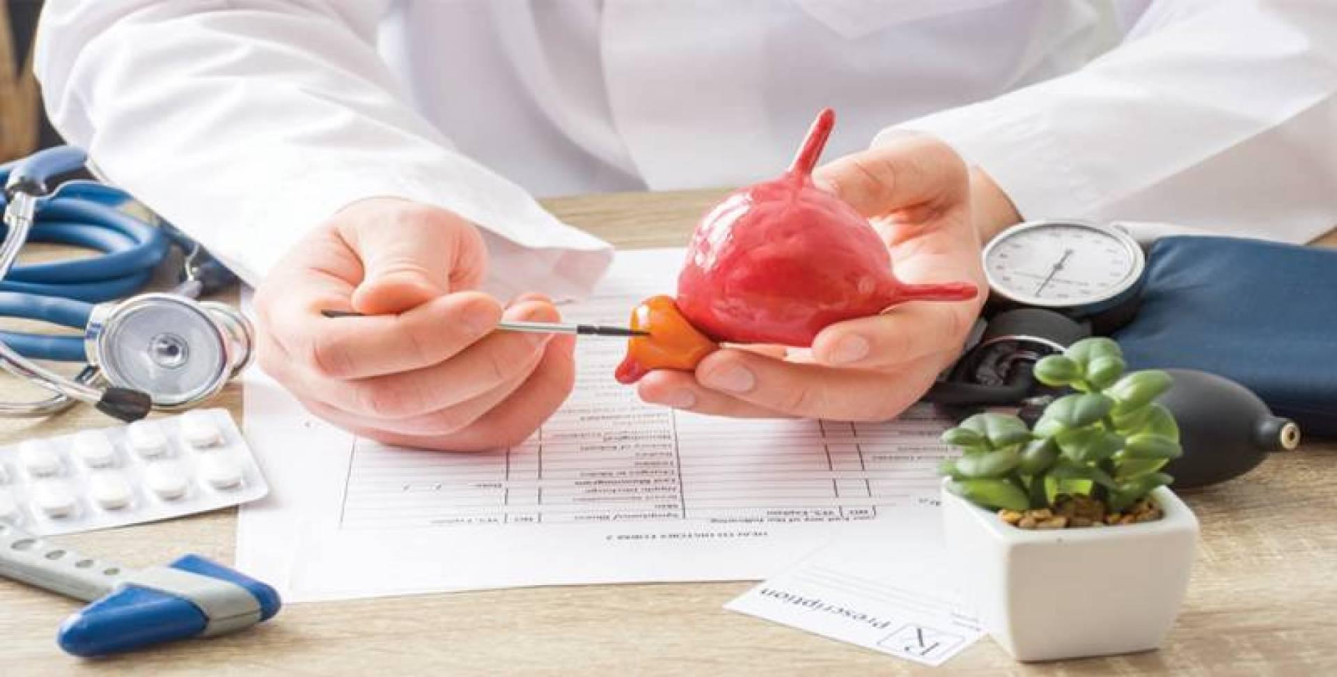 تضخم البروستاتا ليس مرضاً أو ورماً.. بل حالة طبيعية