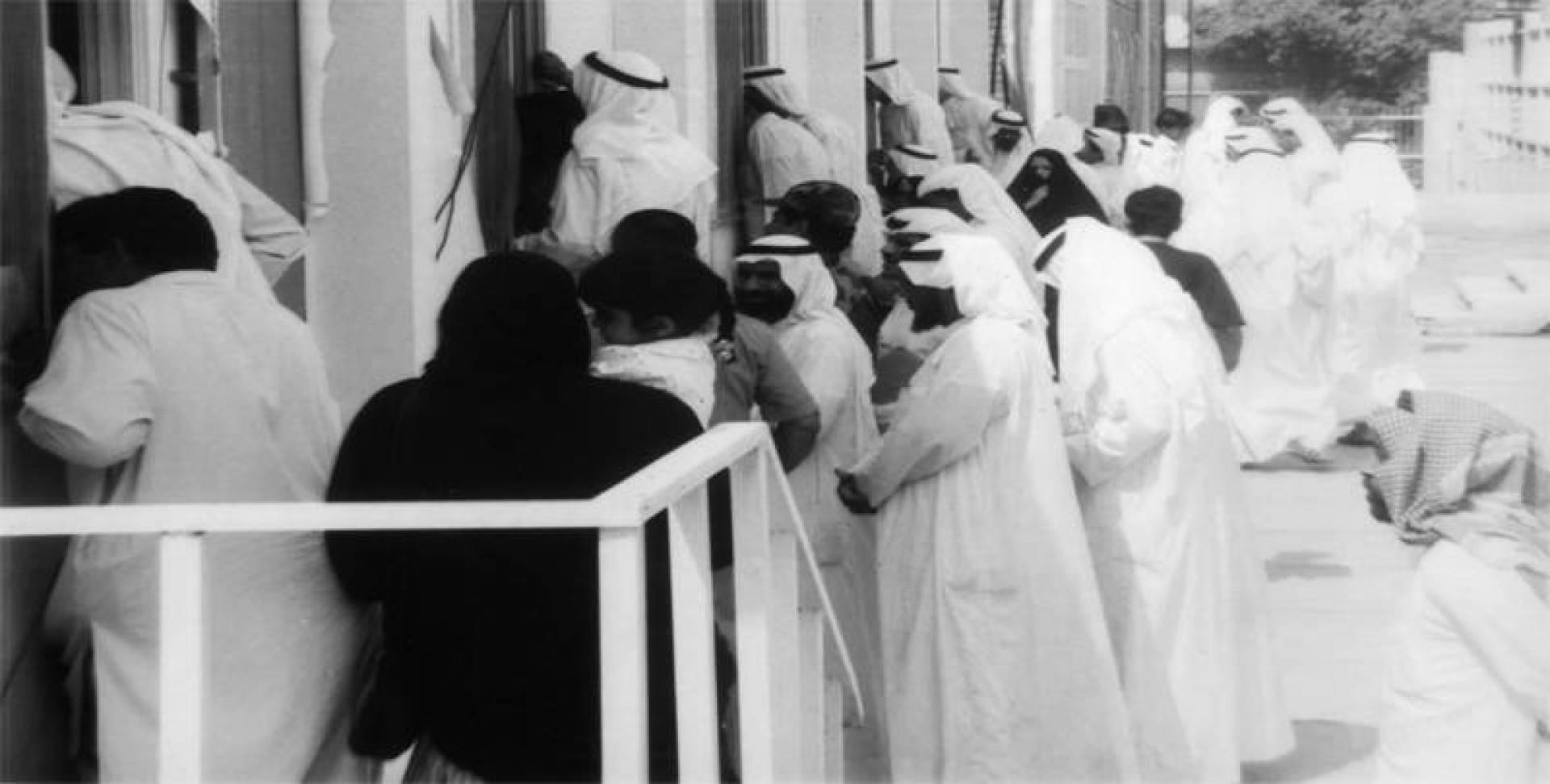 إدارة الهجرة والجوازات.. أرشيفية