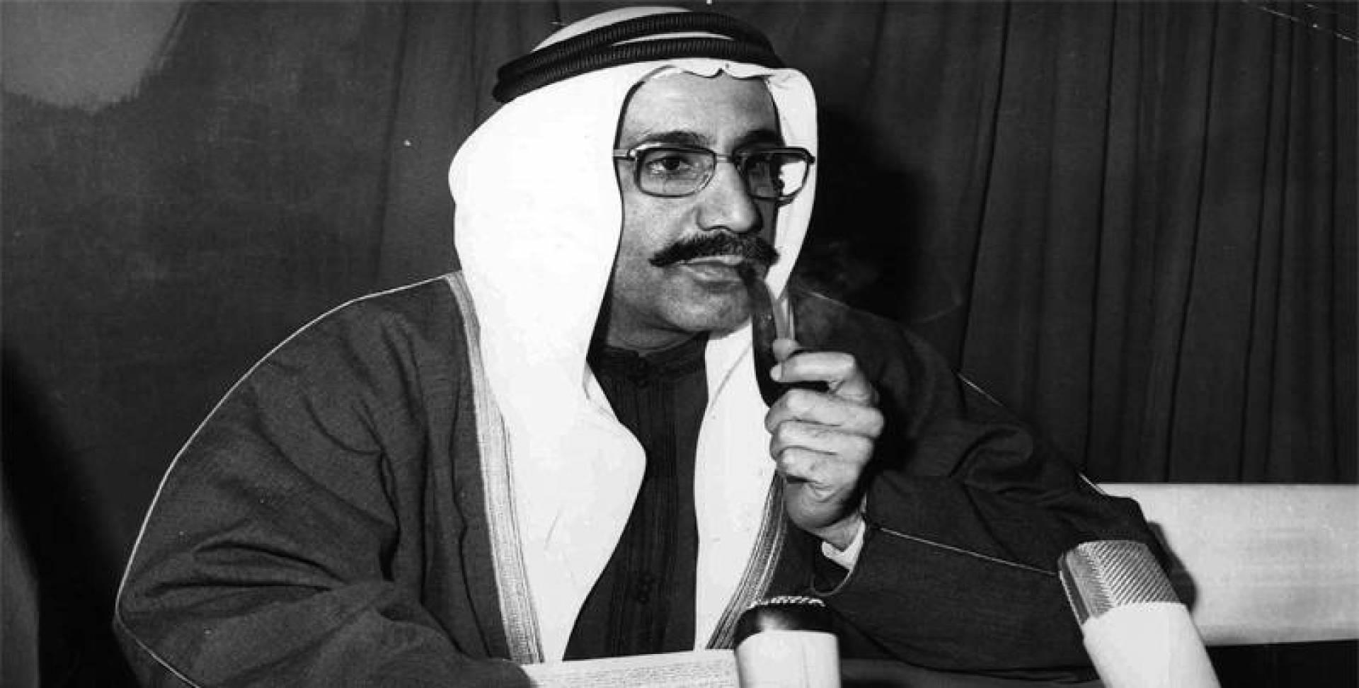 عبدالرحمن العتيقي وزير المالية والنفط الكويتي.. أرشيفية