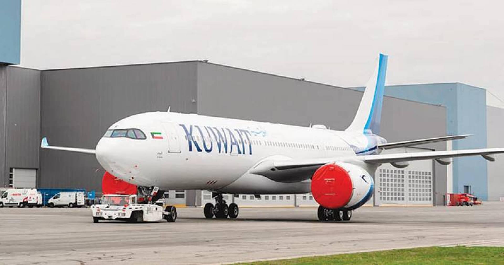 الطائرة 800 ـــ A330 تستعد للانضمام إلى أسطول «الخطوط الكويتية» في الربع الثالث