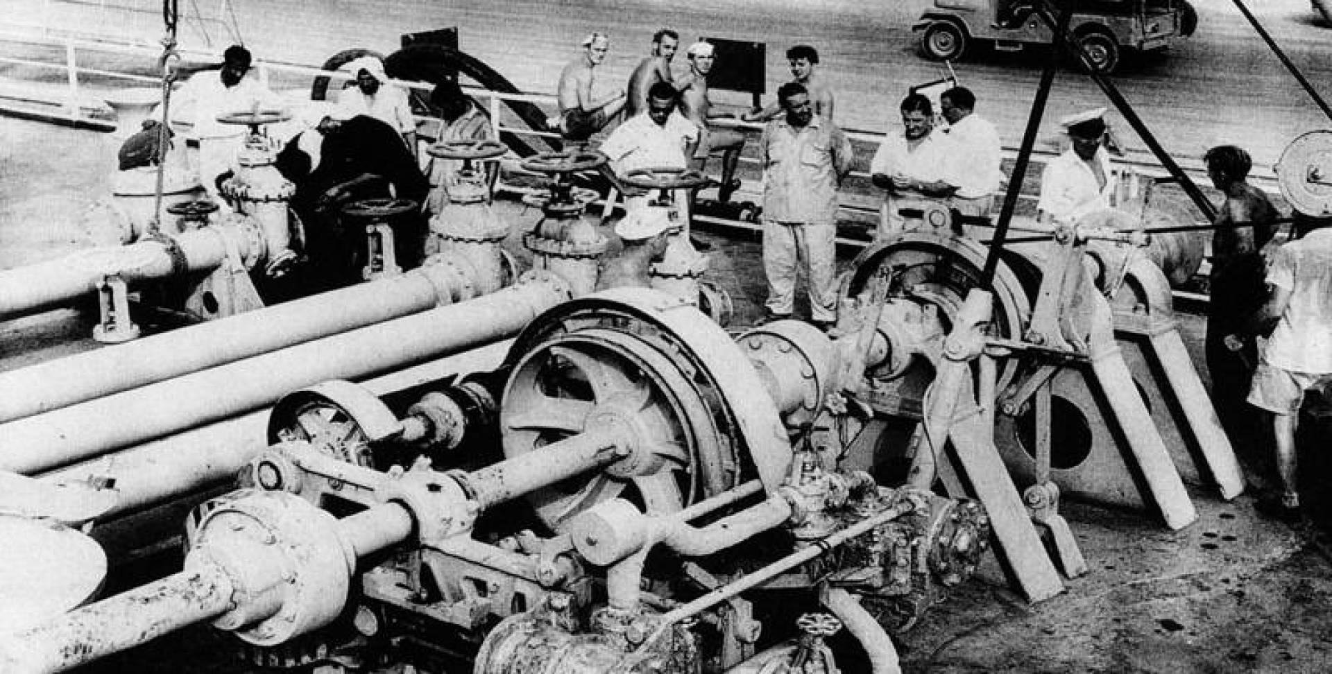 1974| افتتاحية القبس: «أميركا» وحرب النفط
