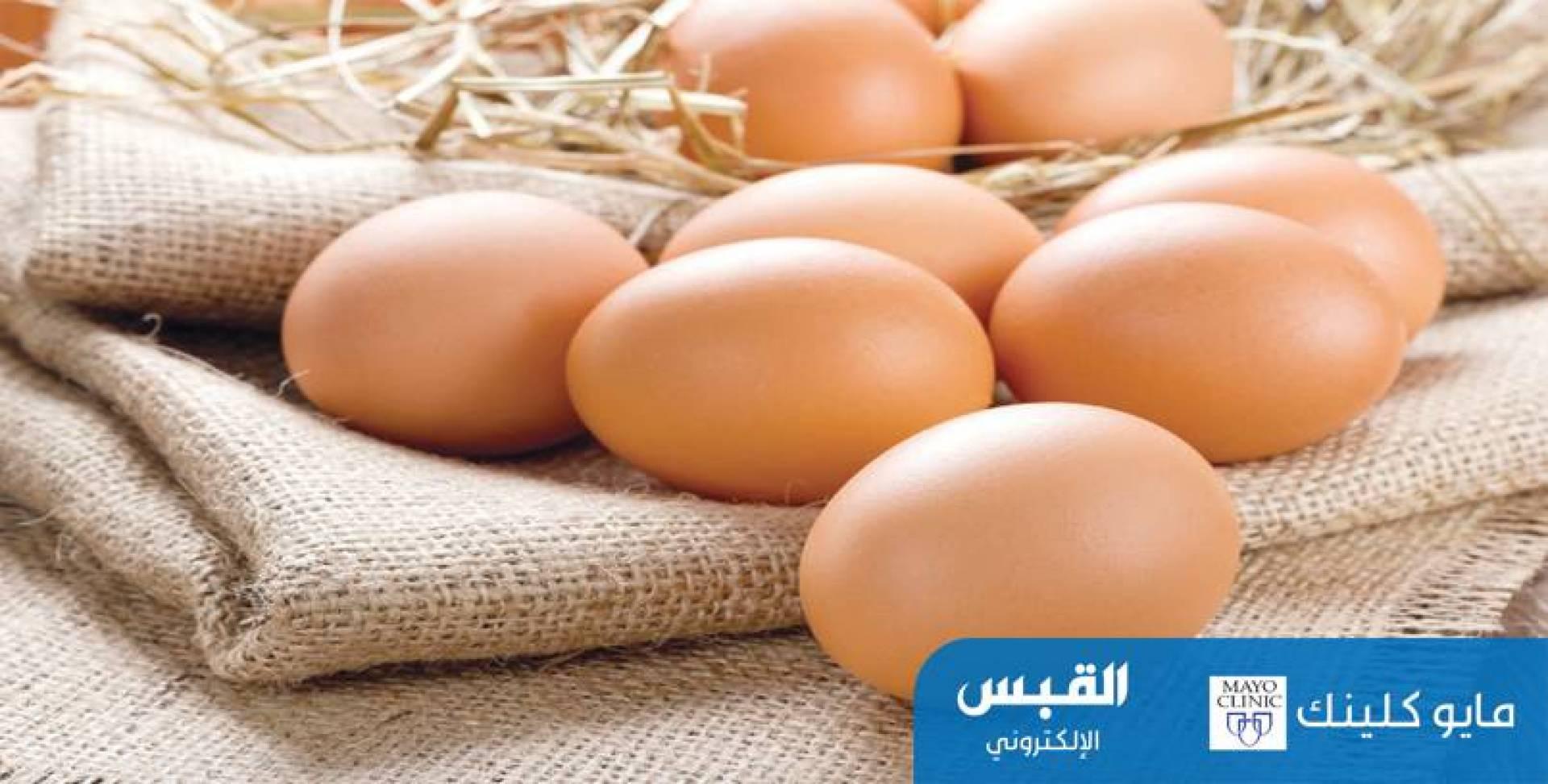 هل البيض مضر في حال ارتفاع الكوليسترول؟