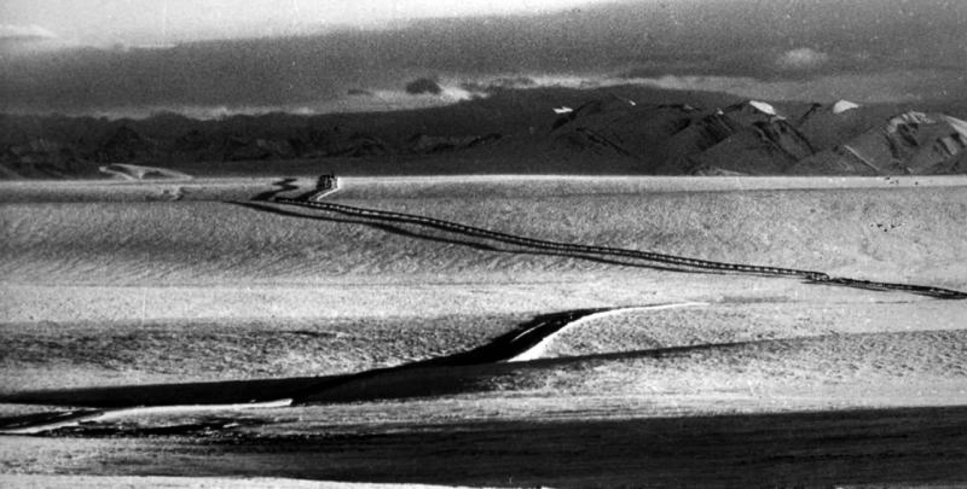 انابيب النفط في ولاية ألاسكا الأميركية.. أرشيفية