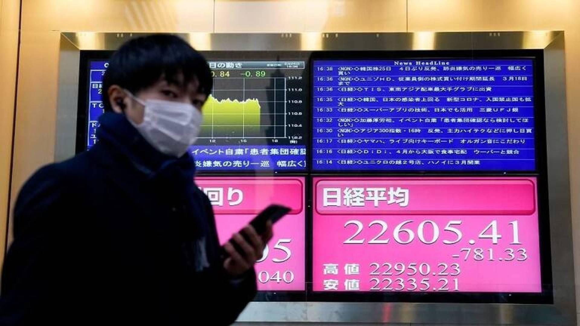خبراء يحذرون: الركود الاقتصادي العالمي في 2020.. حتمي