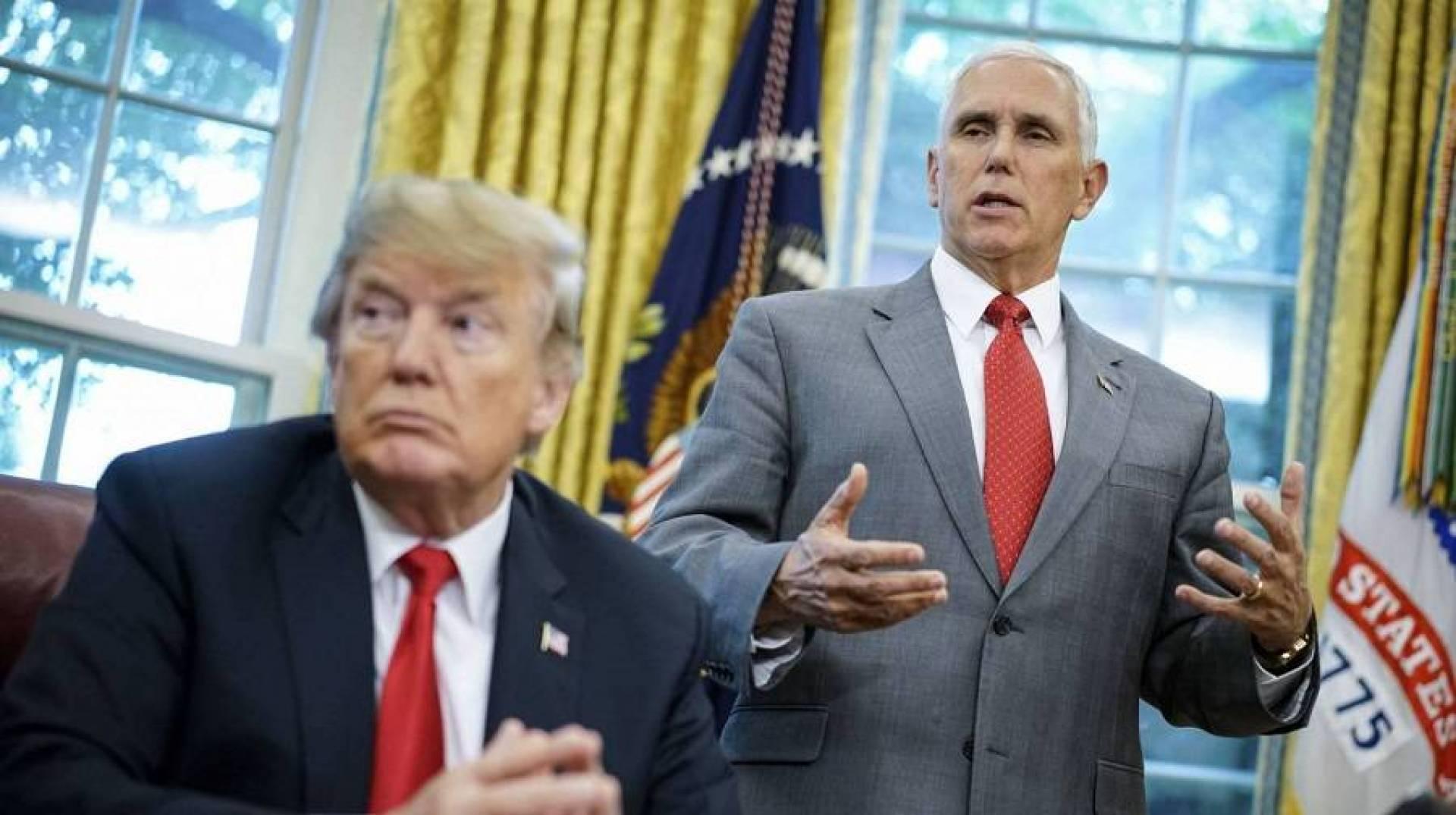 البيت الأبيض سيفحص حرارة كل الأشخاص في الدائرة المقربة من ترامب وبنس