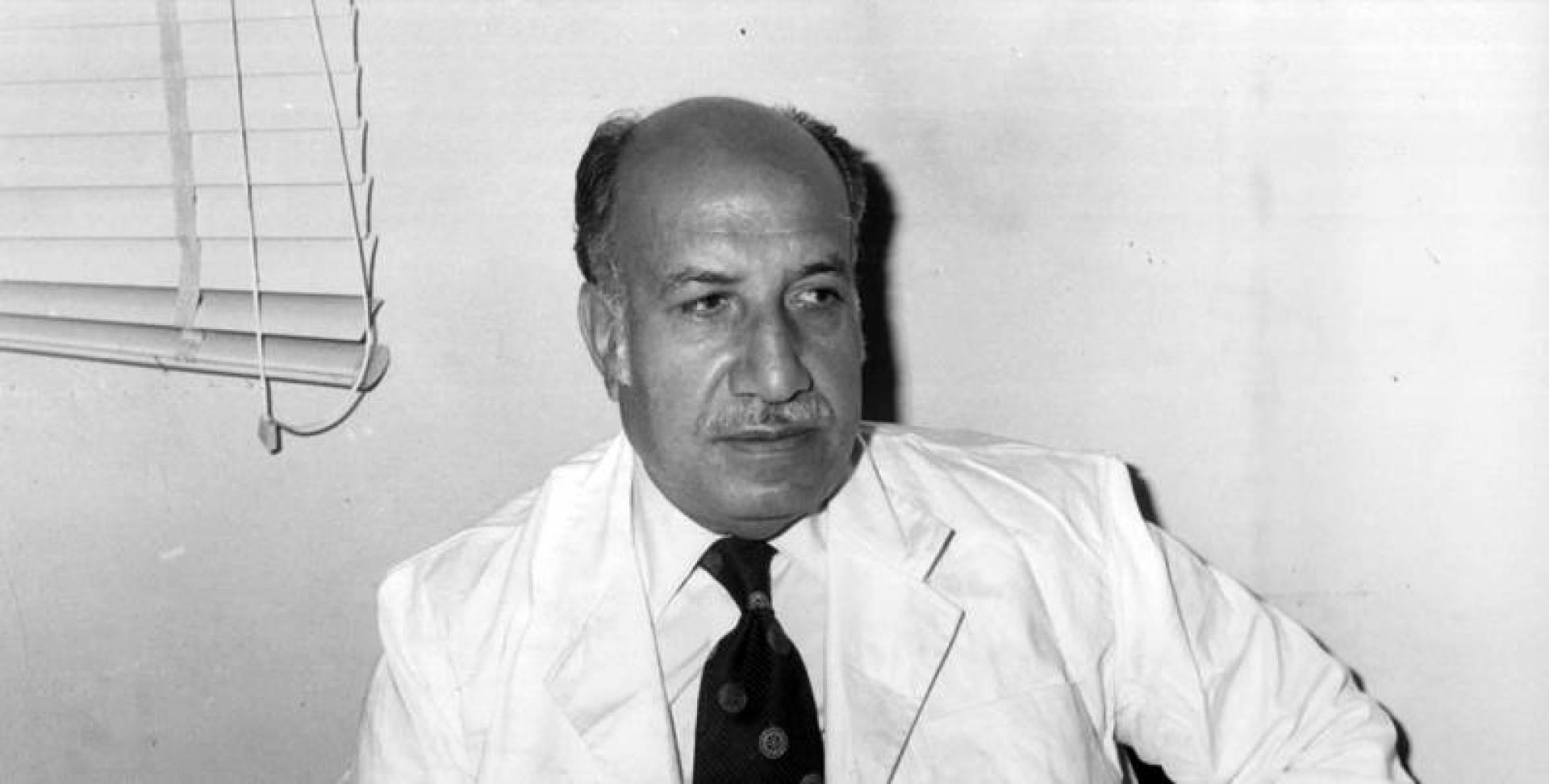 د. هاشم بركات.. أرشيفية