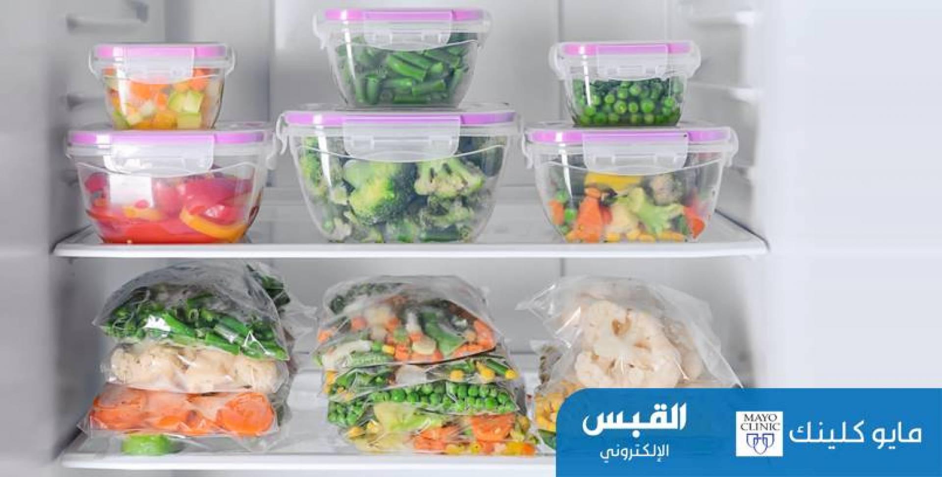 كم من الوقت يمكن الاحتفاظ ببقايا الطعام في الثلاجة بشكل آمن؟