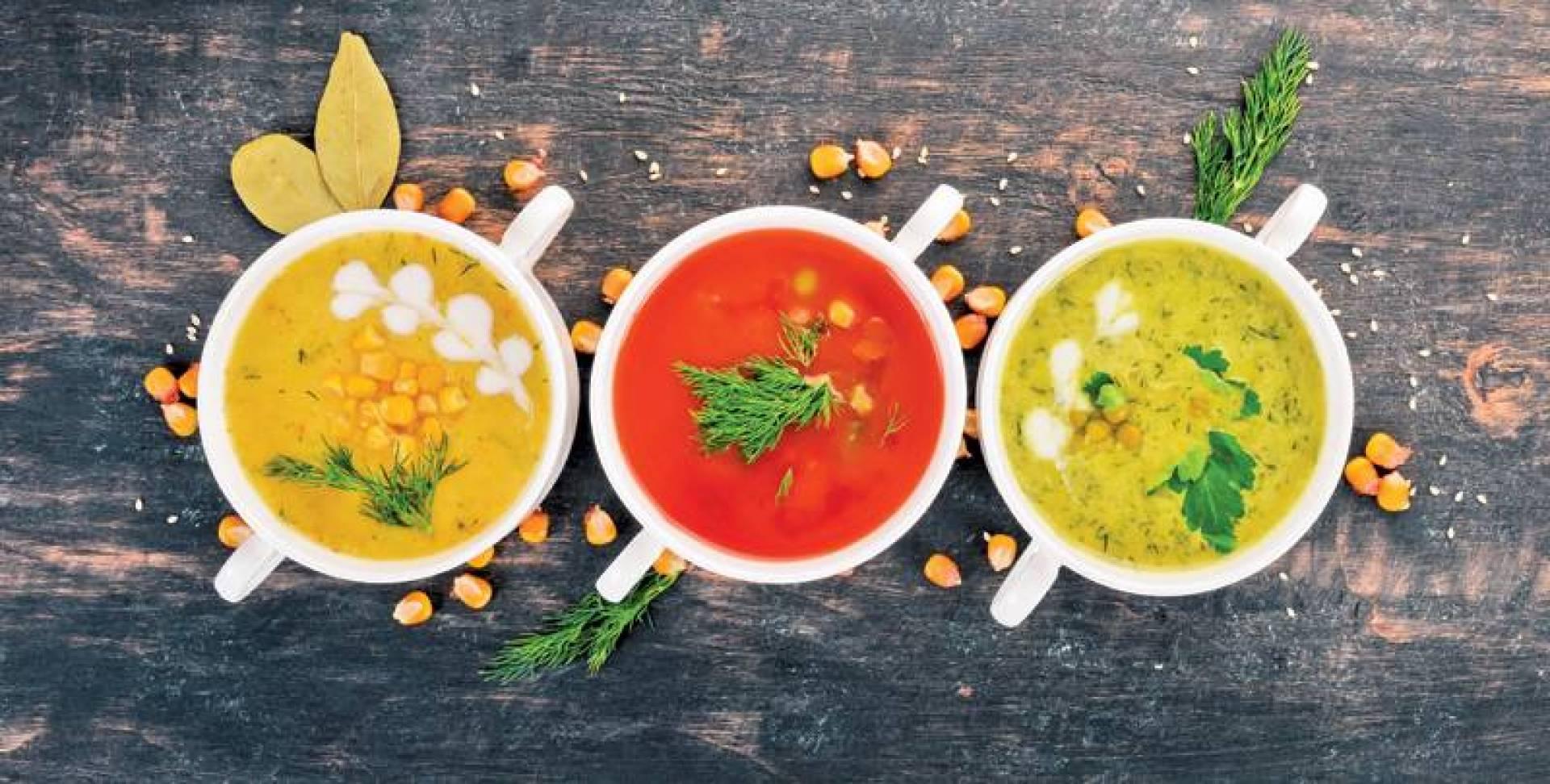 حساء «المناعة».. ضيف مهم على المائدة