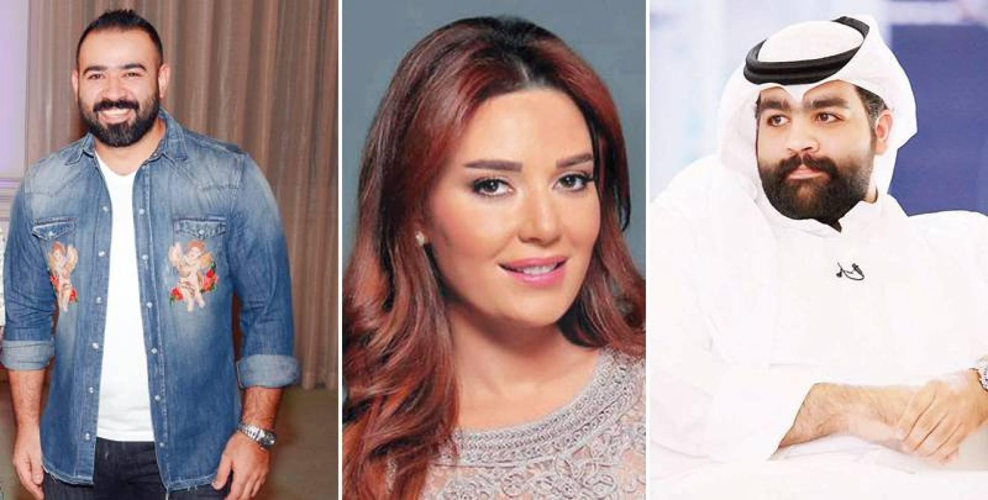 عبدالعزيز النصار - سيرين عبدالنور - بشار الشطي