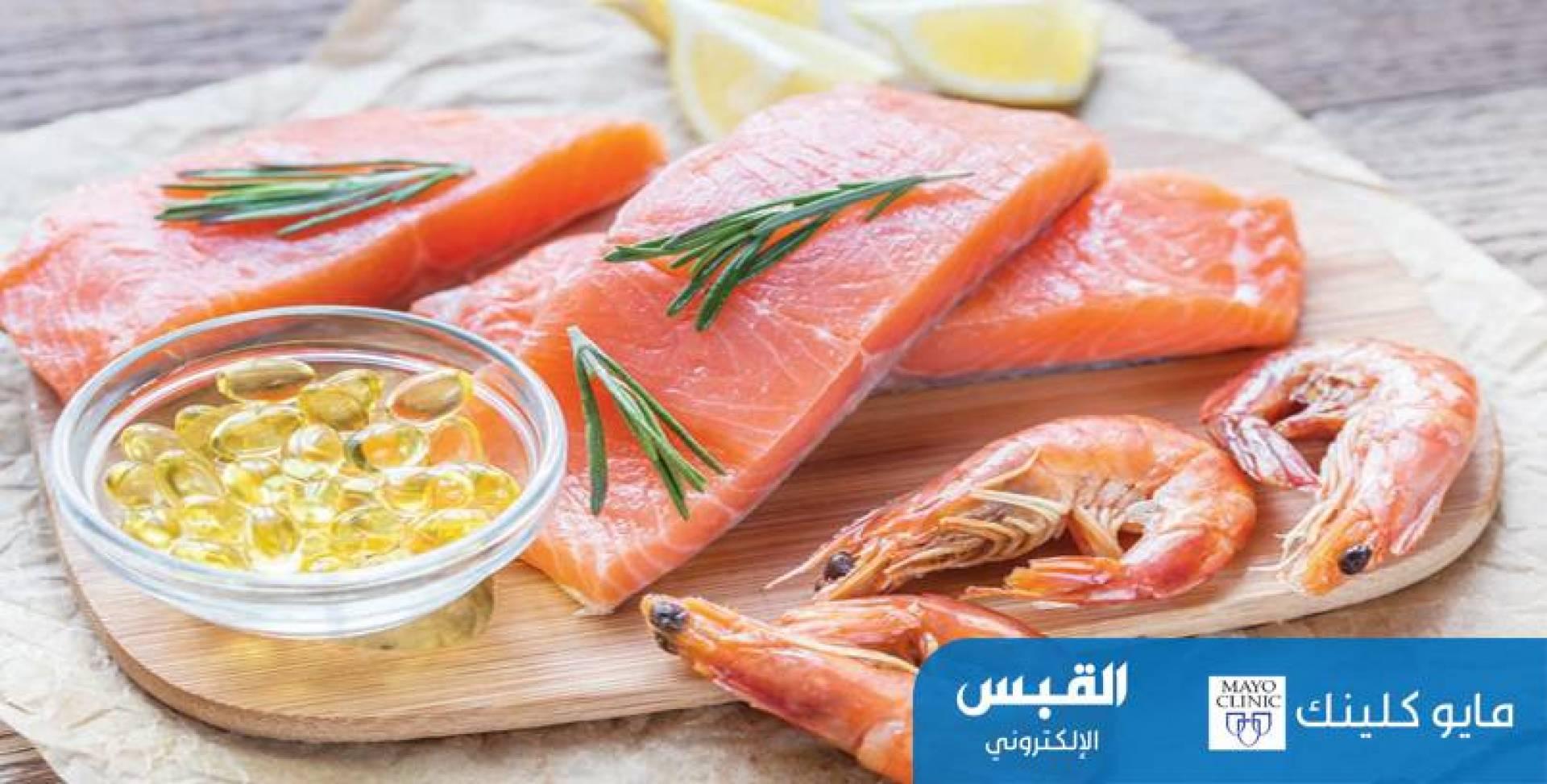 زيت السمك.. يقلل مخاطر الأزمات القلبية