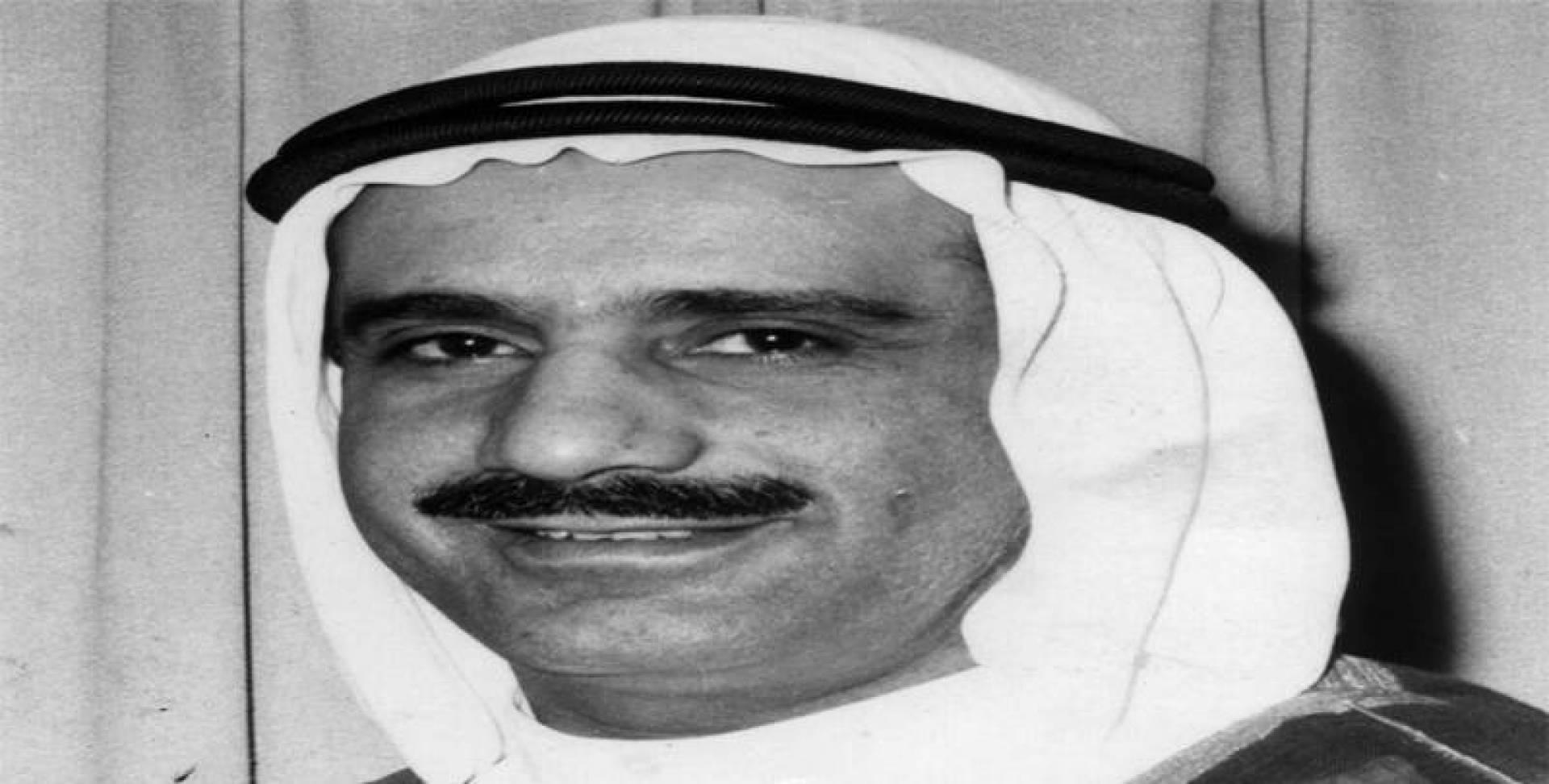 عبدالرحمن العتيقي وزير النفط.. أرشيفية