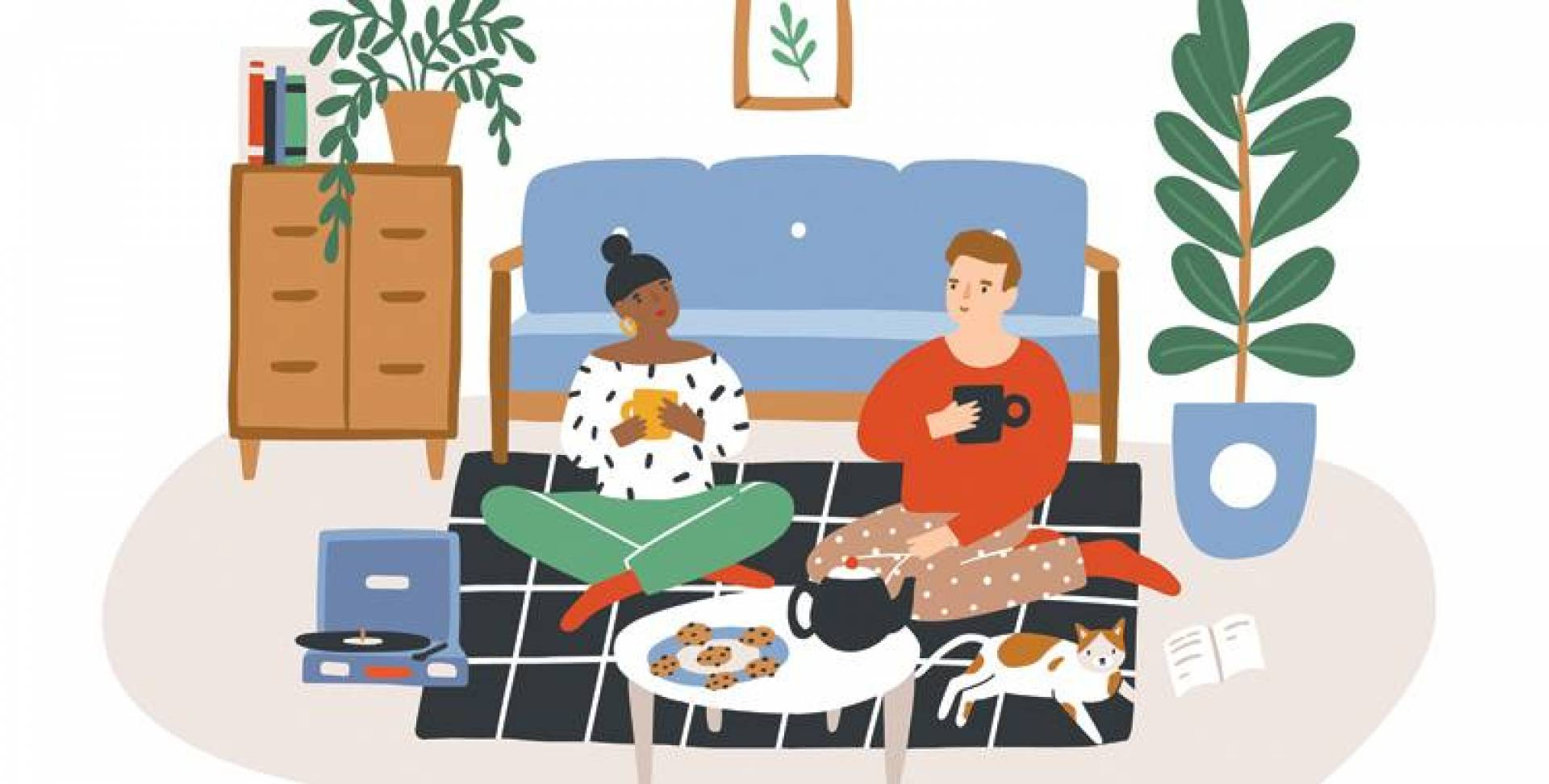 7 نصائح للسيطرة على شهيتك.. أثناء الحجر المنزلي