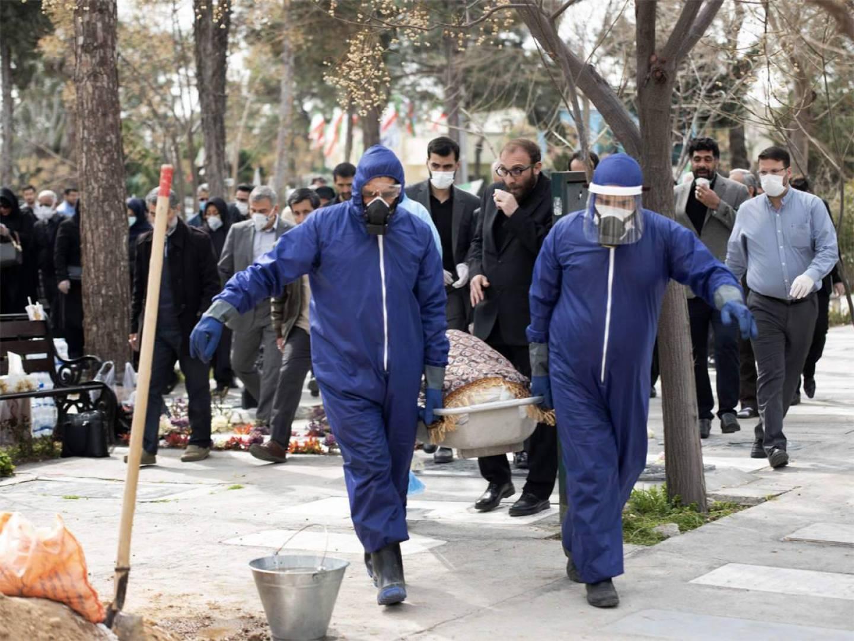 إيران: 139 وفاة جديدة بـ «كورونا» ترفع الإجمالي إلى 2517