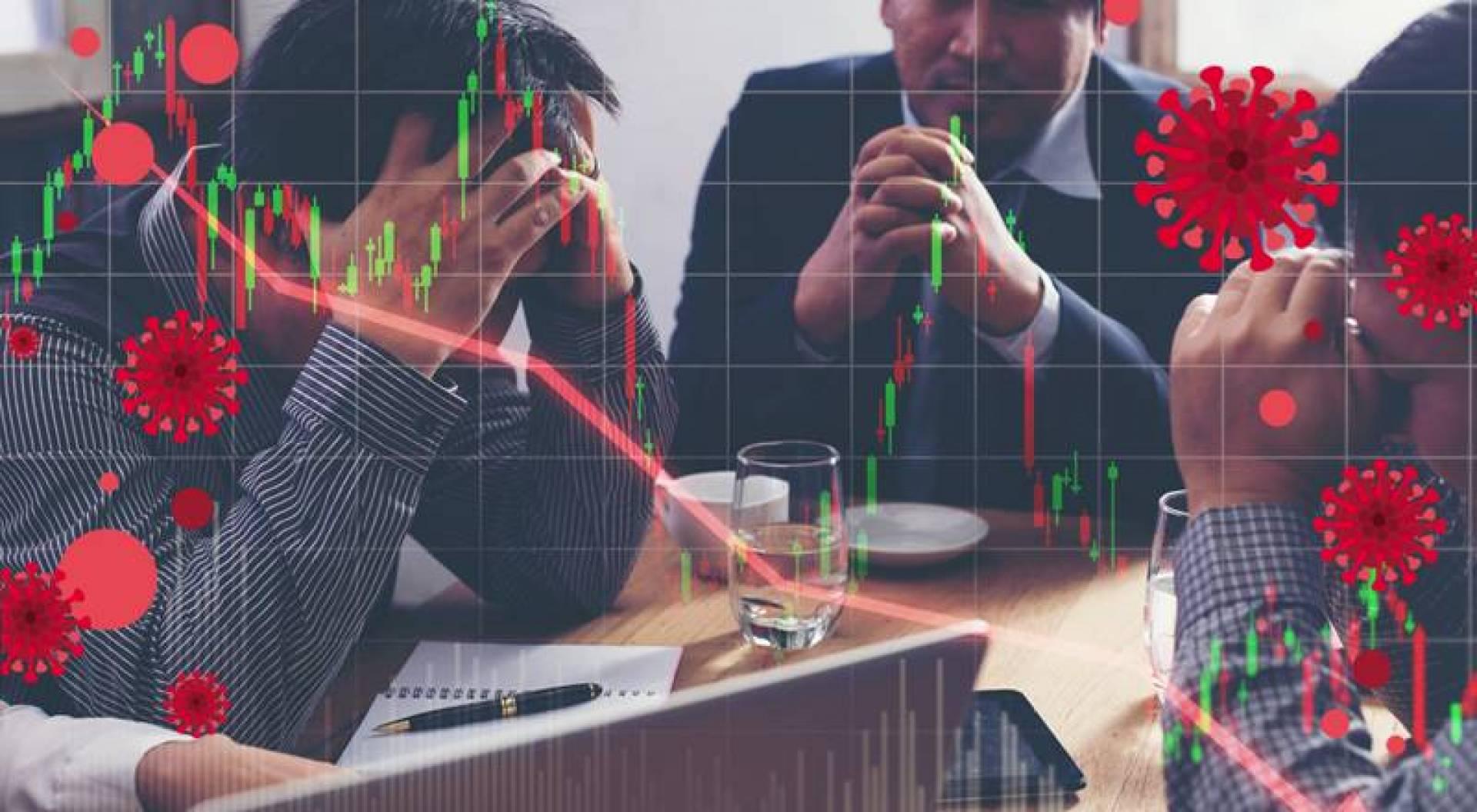5 قطاعات اقتصادية تواجه انهياراً