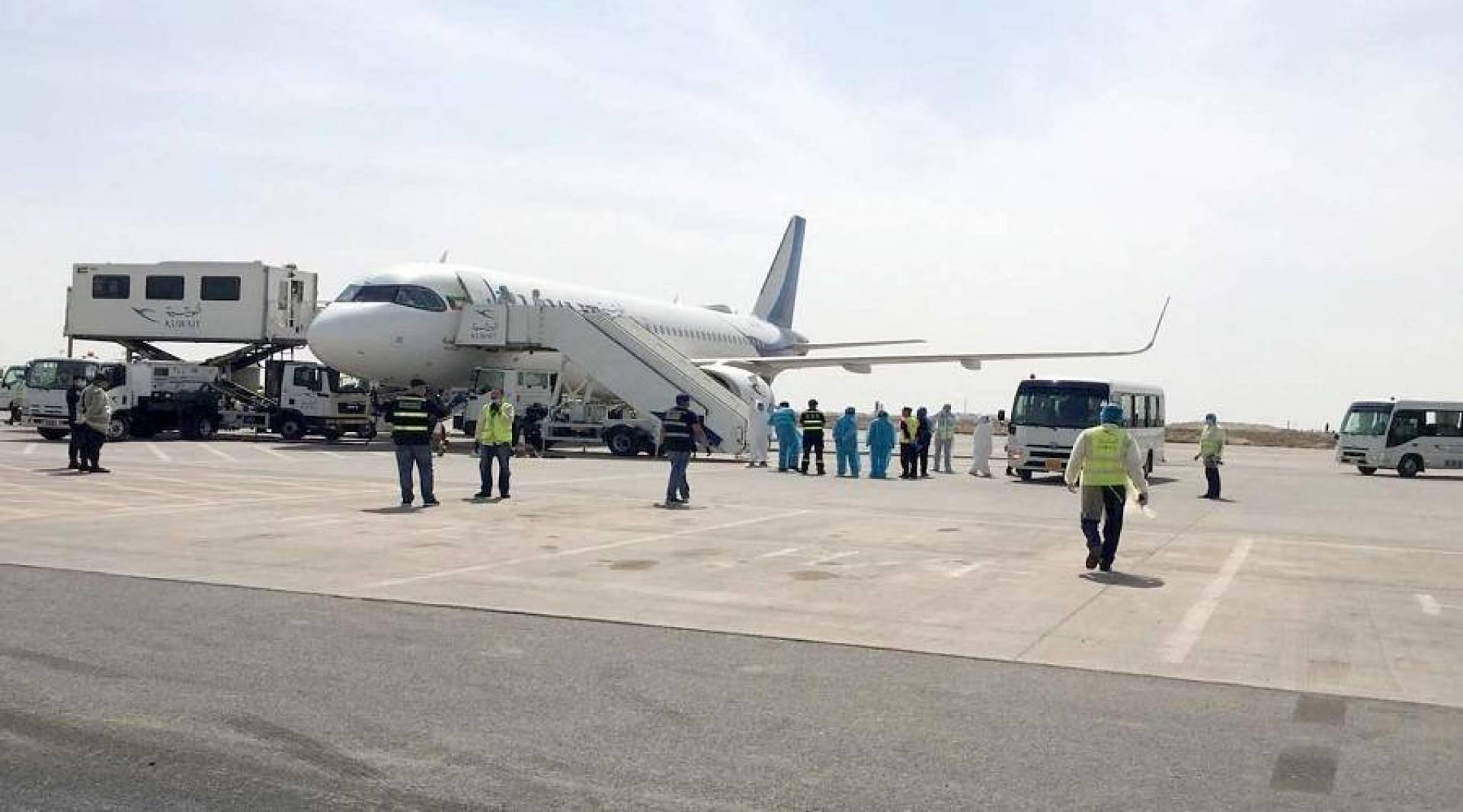 مصادر لـ «القبس»: الاشتباه في إصابة 23 مواطناً قادماً من مصر بفيروس كورونا