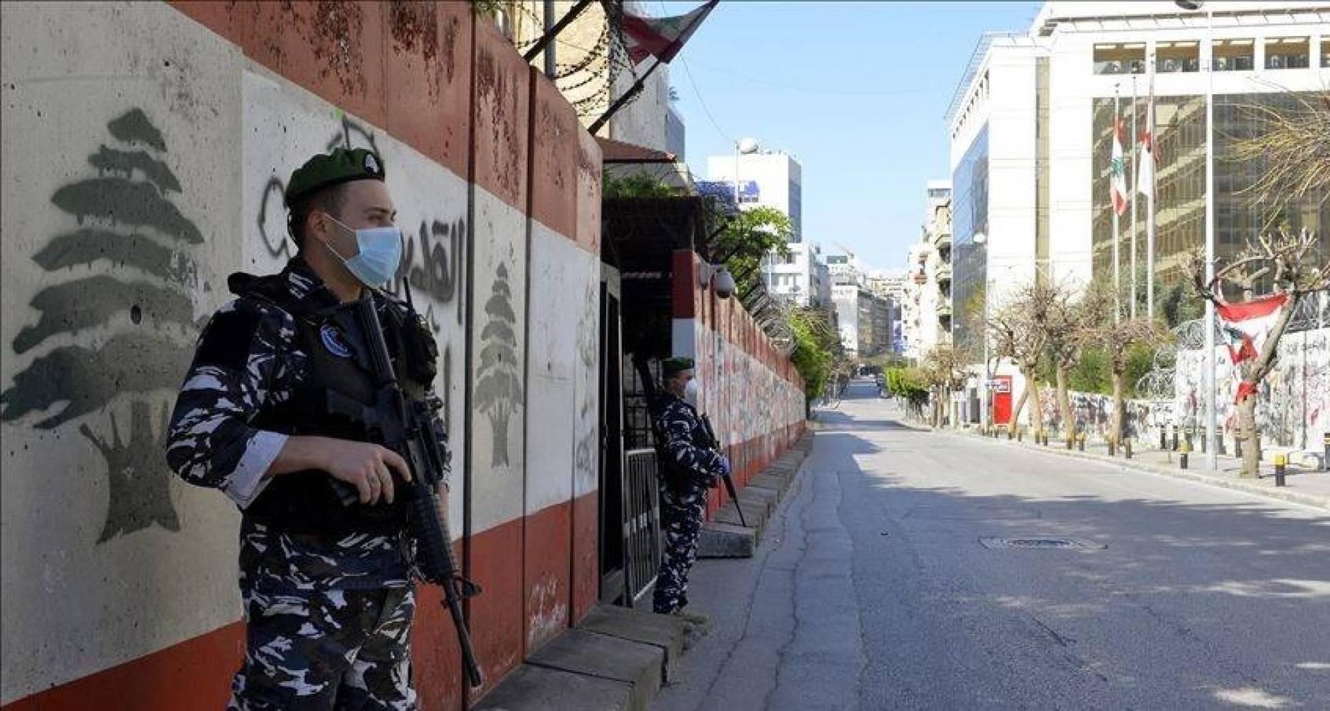 لبنان يعلن حظراً للتجول في البلاد