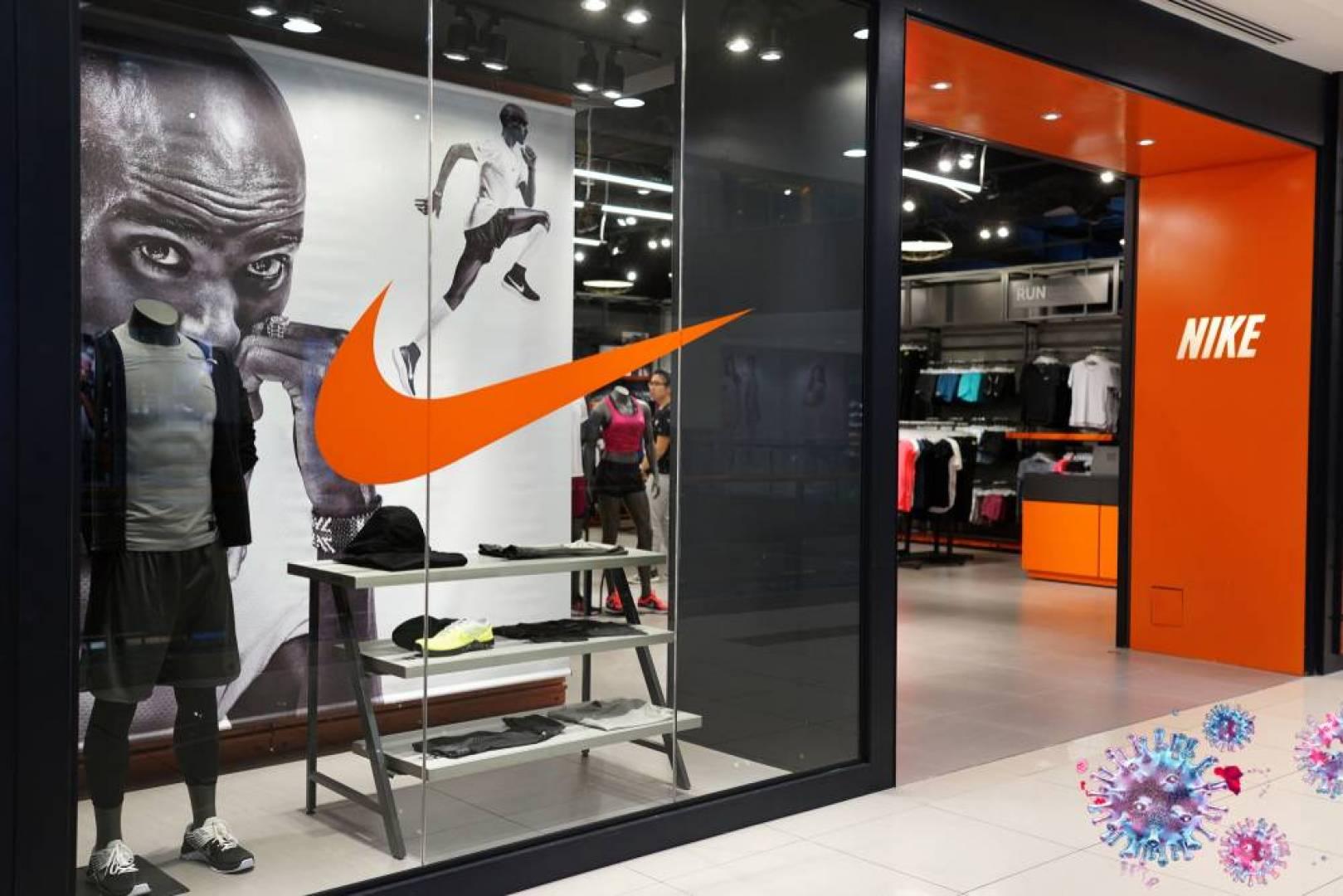 «Nike» تحقق طفرة في مبيعات الإنترنت.. رغم تفشي «كورونا»