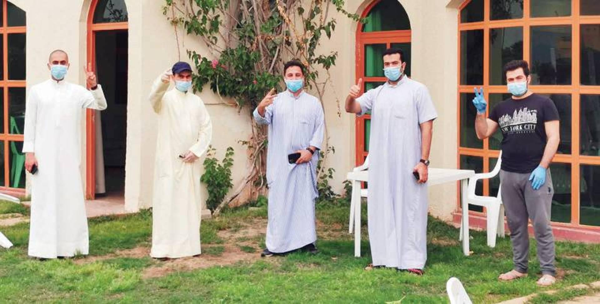 الفضل لـ «القبس»: خدمة الكويت 7 نجوم
