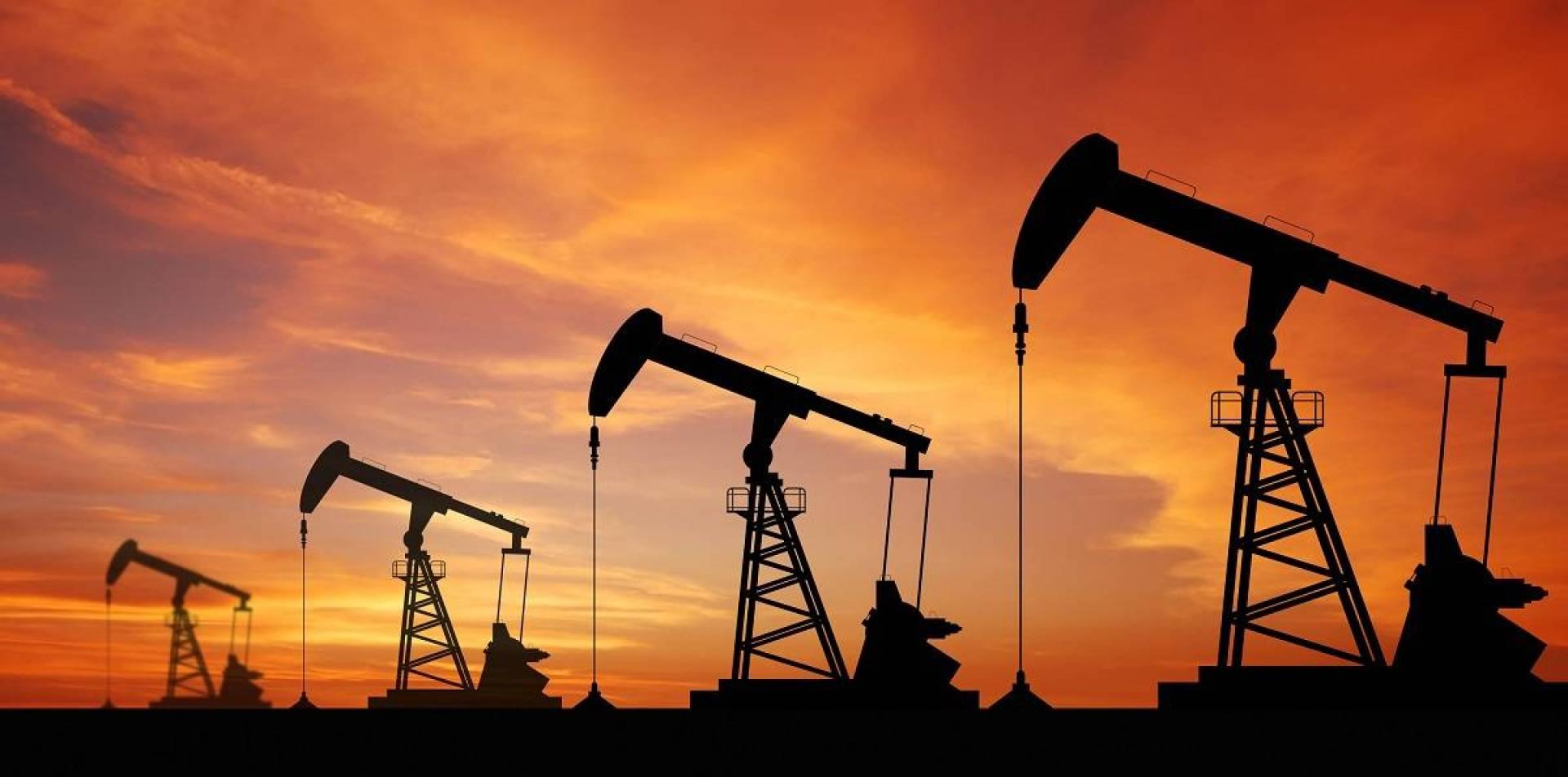 سعر برميل النفط من خام برنت يقفز بواقع 4.17 دولارات ليبلغ 34.11 دولاراً