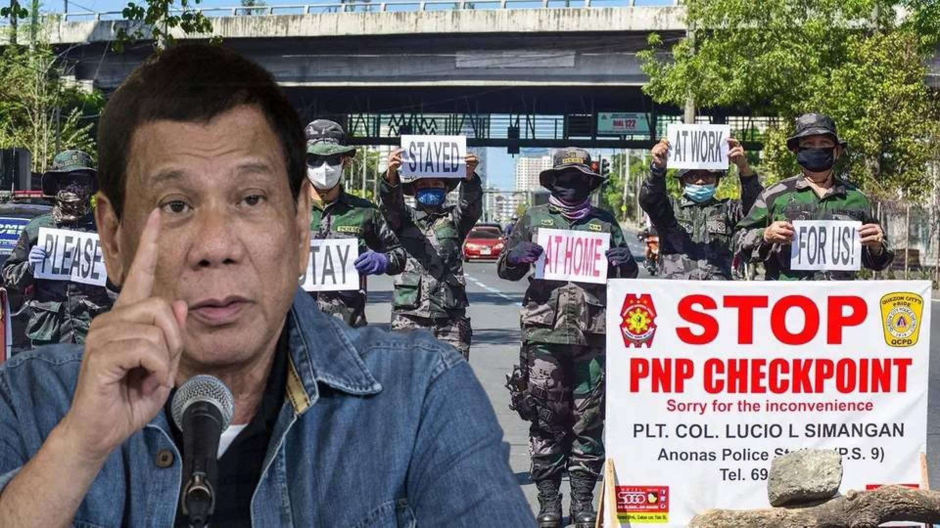 رئيس الفلبين عن مخالفي إجراءات العزل الصحي: اقتلوهم رمياً بالرصاص