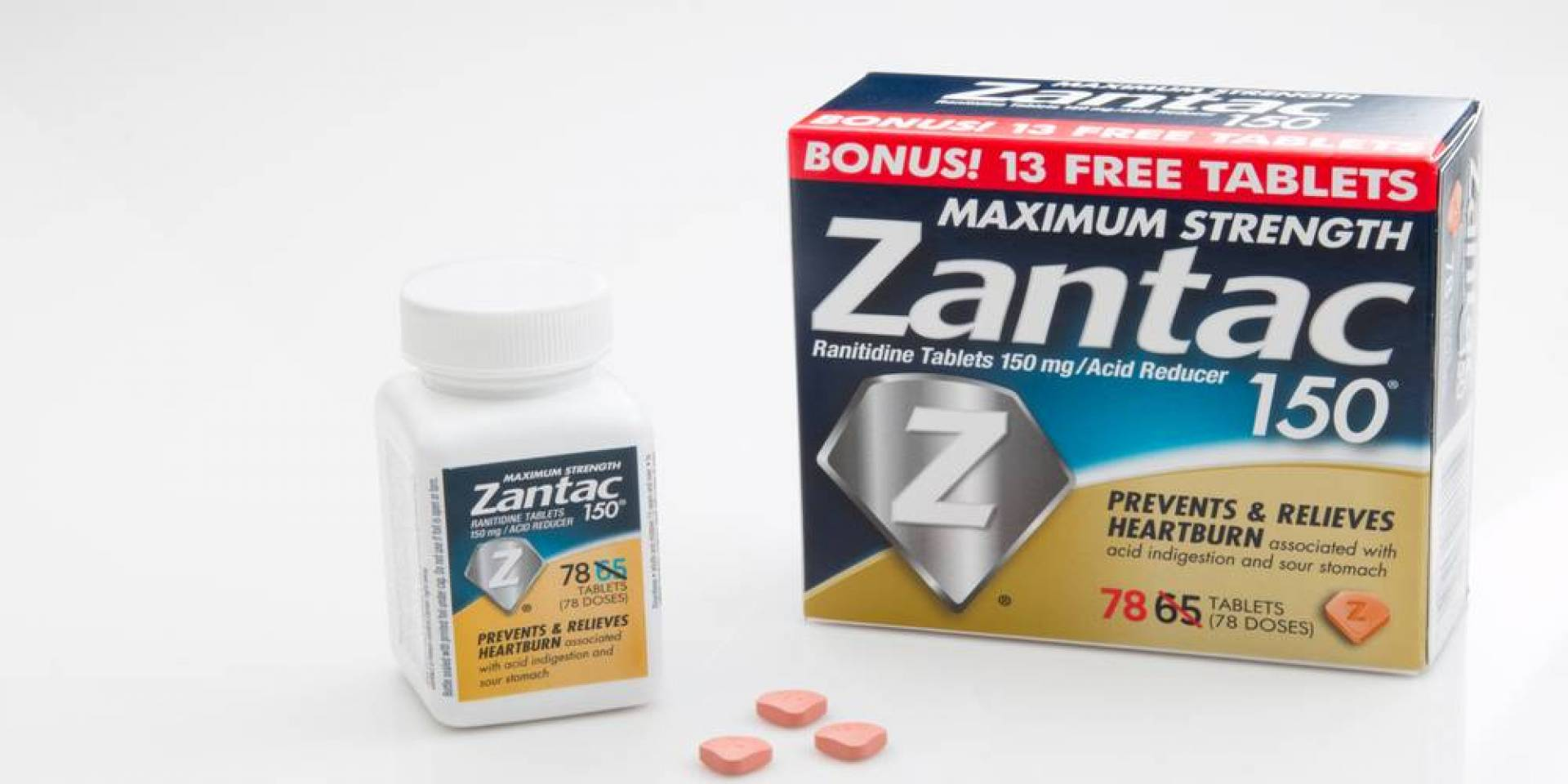 إدارة الغذاء والدواء الأميركية: سحب دواء «زانتاك» نهائيا من الأسواق.. ومنع تداوله أو تصنيعه