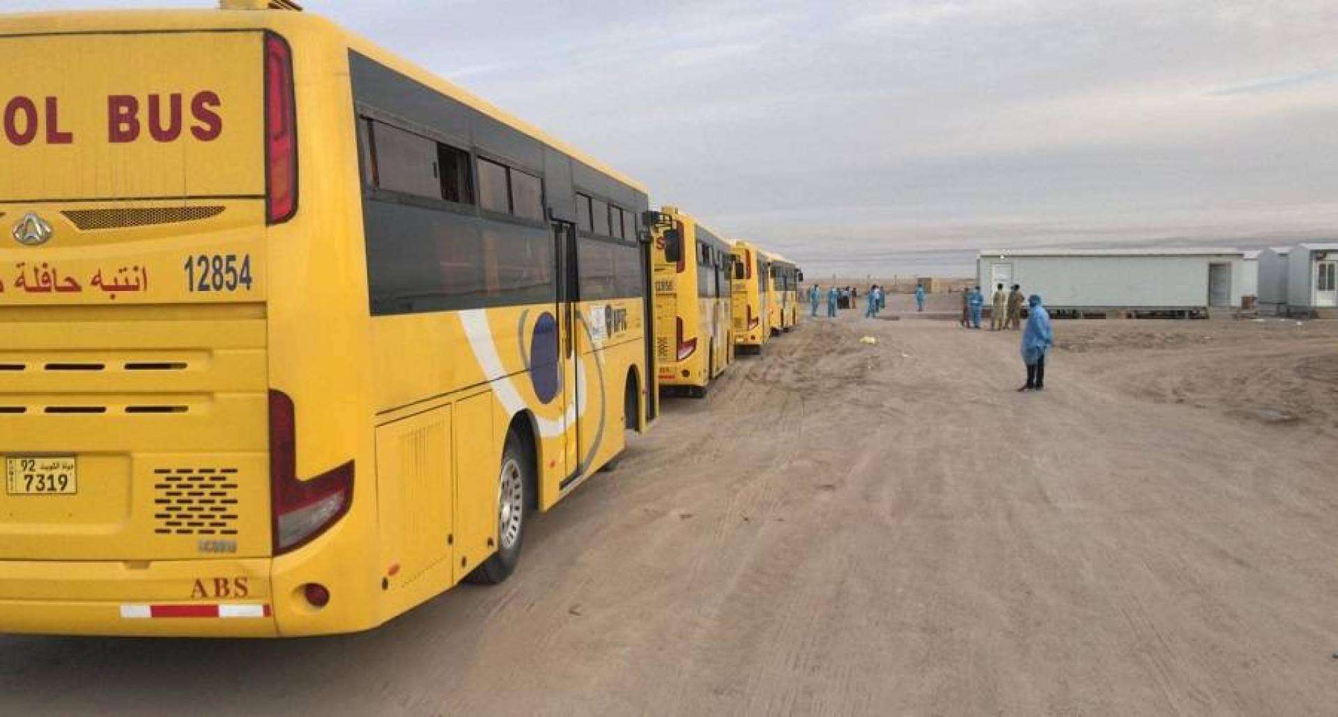«نفط الكويت» وفّرت 7600 محجر للعمالة