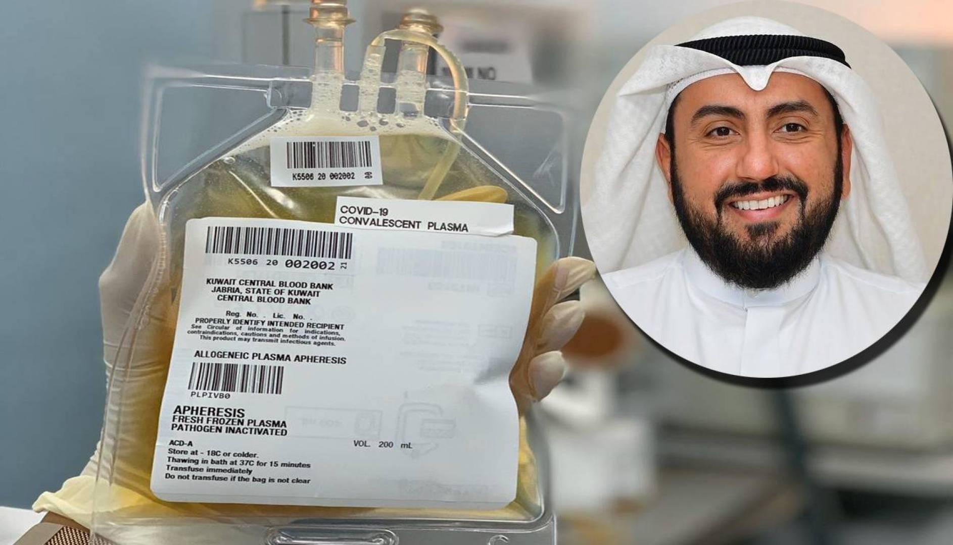بشرى سارة.. وزير الصحة: ثبت طبياً إيجابية علاج نقل دم المتعافين من «كورونا».. إلى المرضى