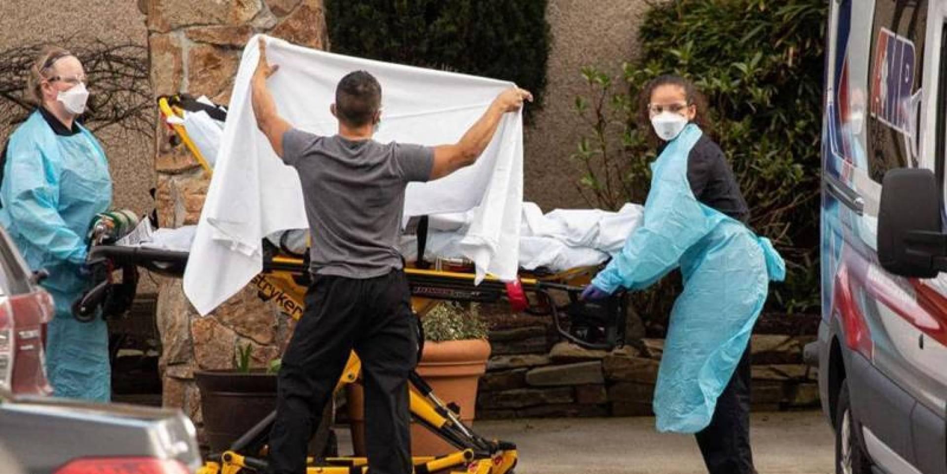 إصابات كاليفورنيا أعلى بـ50 مرة من المعلن