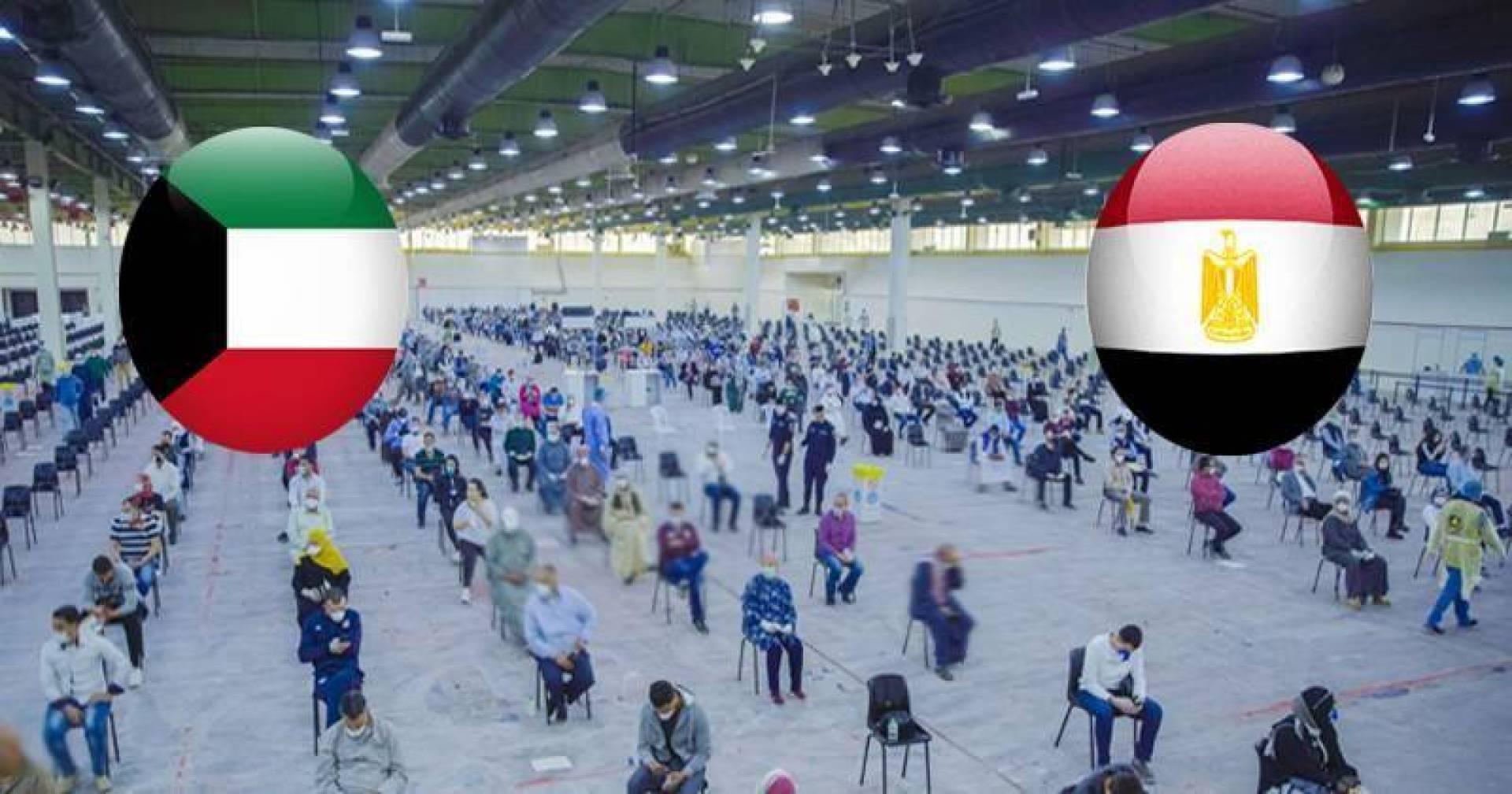أعداد المصريين المصابين تتزايد