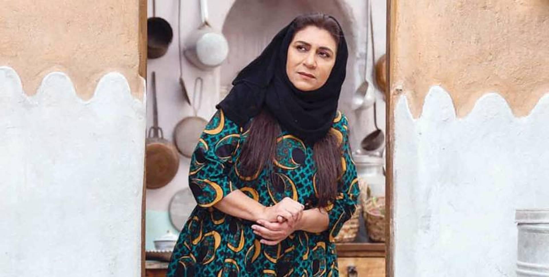 هيفاء عادل في مشهد من «محمد علي رود»
