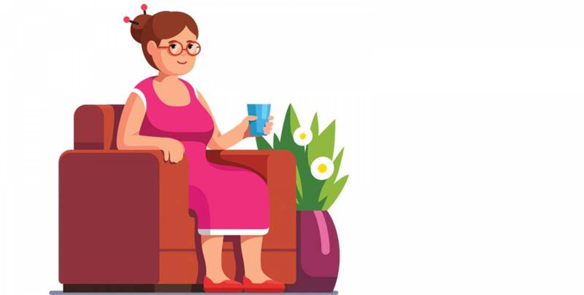 العطش المستمر.. أهم المشاكل التي تواجه كبار السن