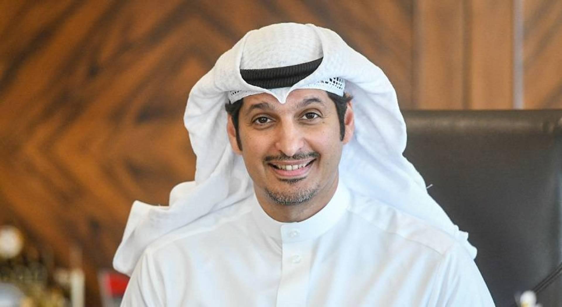 المدير العام للهيئة العامة للشباب عبدالرحمن المطيري