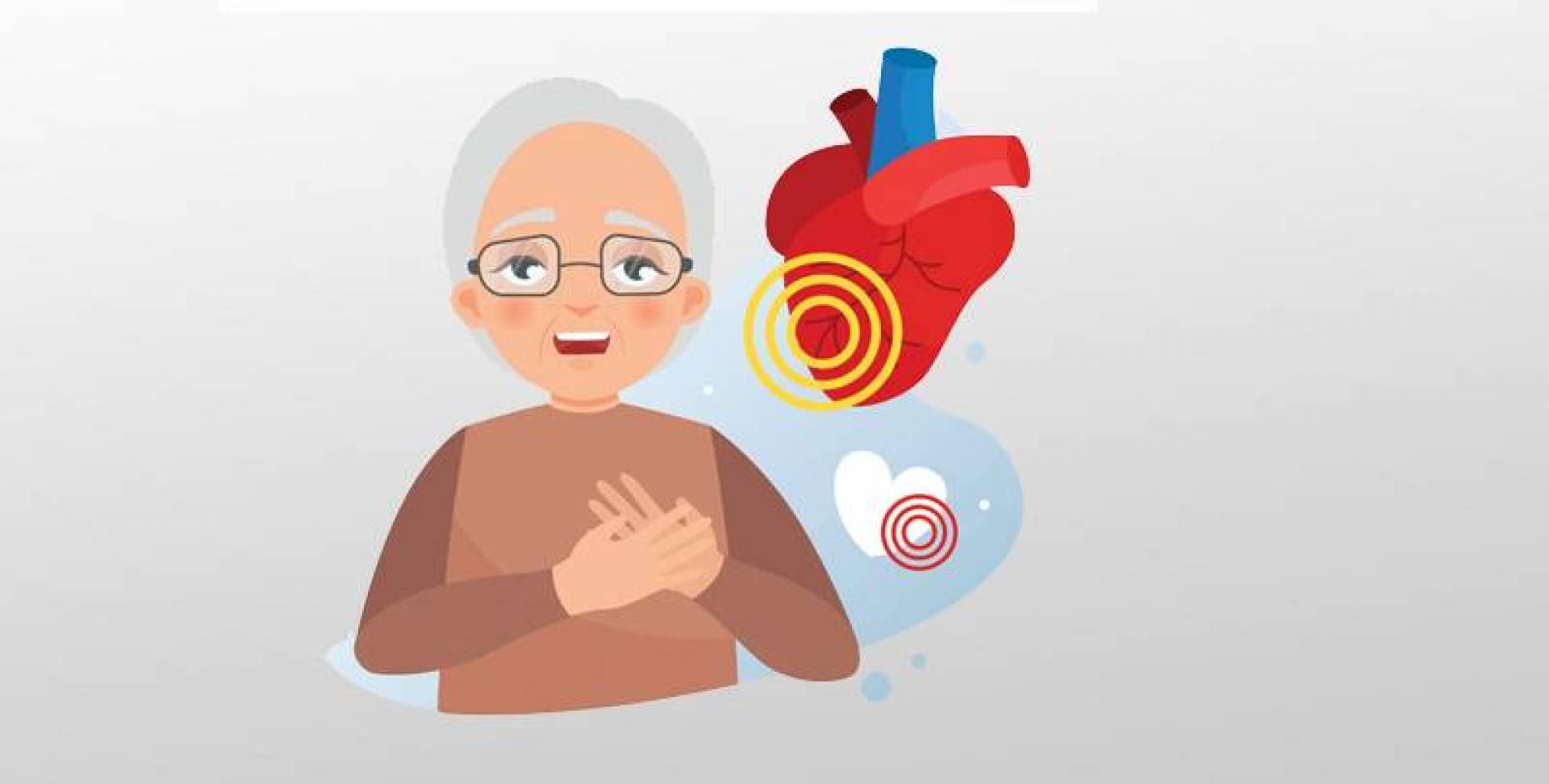 3 حالات تستوجب إفطار مريض القلب.. فوراً