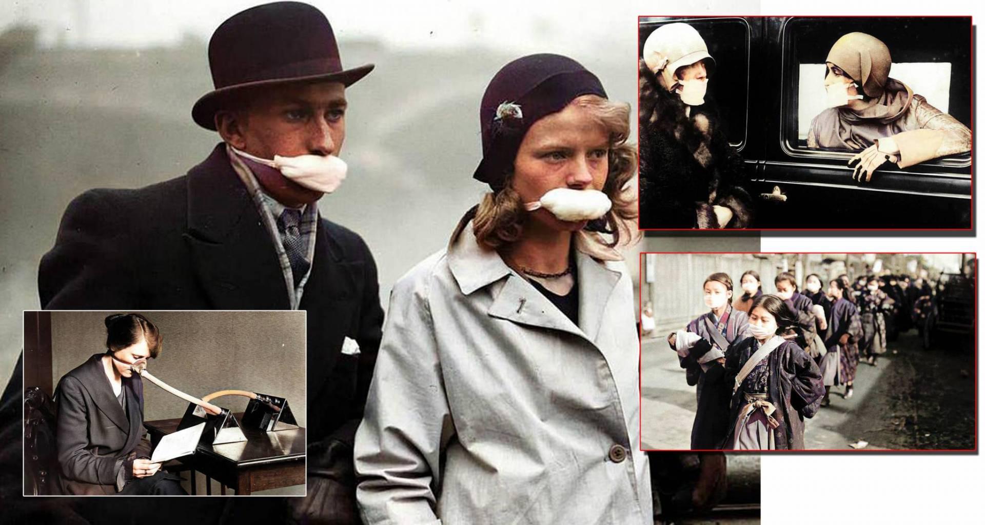 بالصور - هكذا نجح البشر .. في تجاوز أزمة الإنفلوانزا الإسبانية