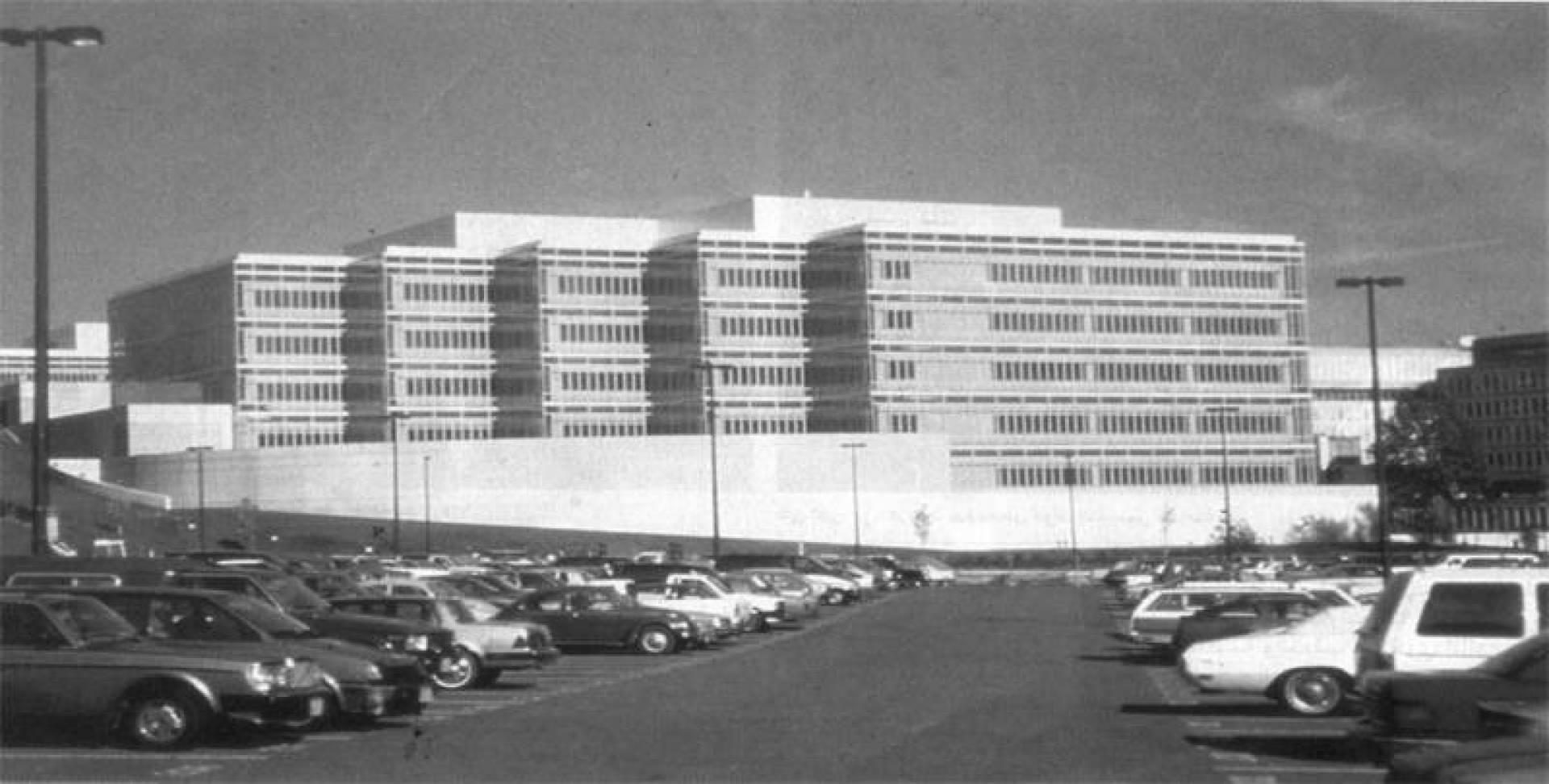 مبنى المخابرات الأميركية.. أرشيفية