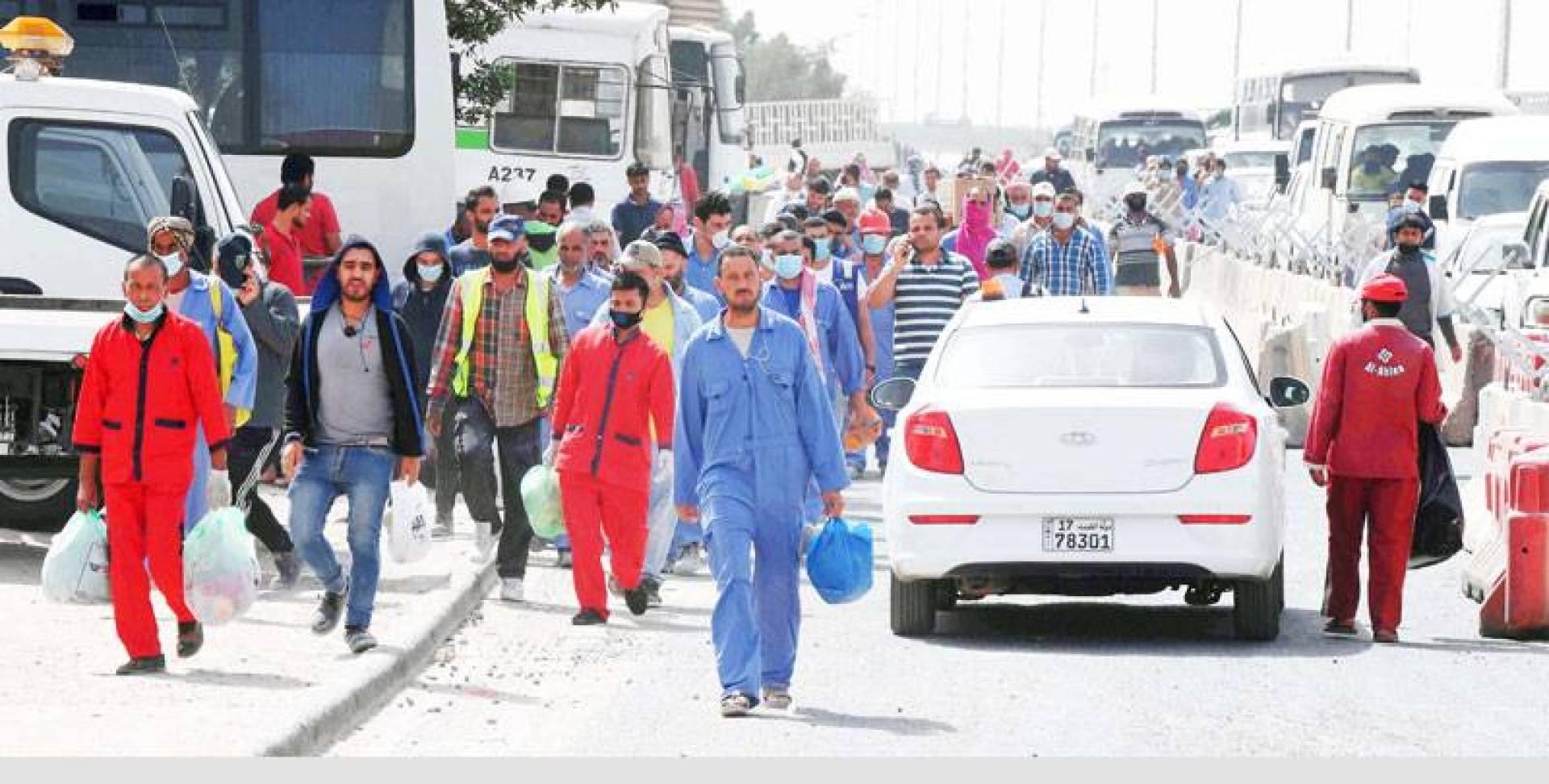 مطالبات بمعالجة التركيبة السكانية.. والاكتفاء الذاتي   (تصوير: محمود الفوريكي)