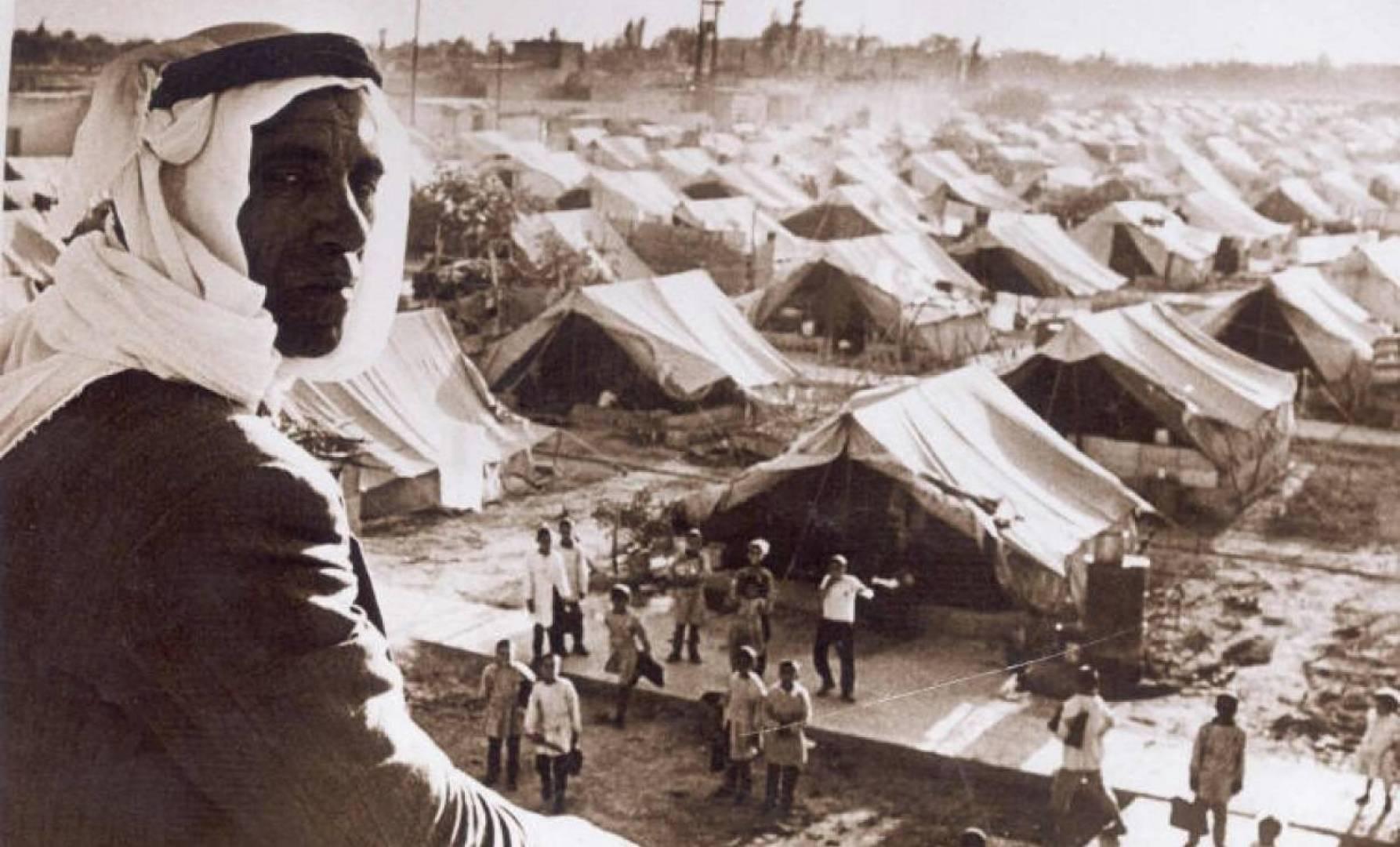 72 عاماً على النكبة «كانت تسمى فلسطين .. صارت تسمى فلسطين»