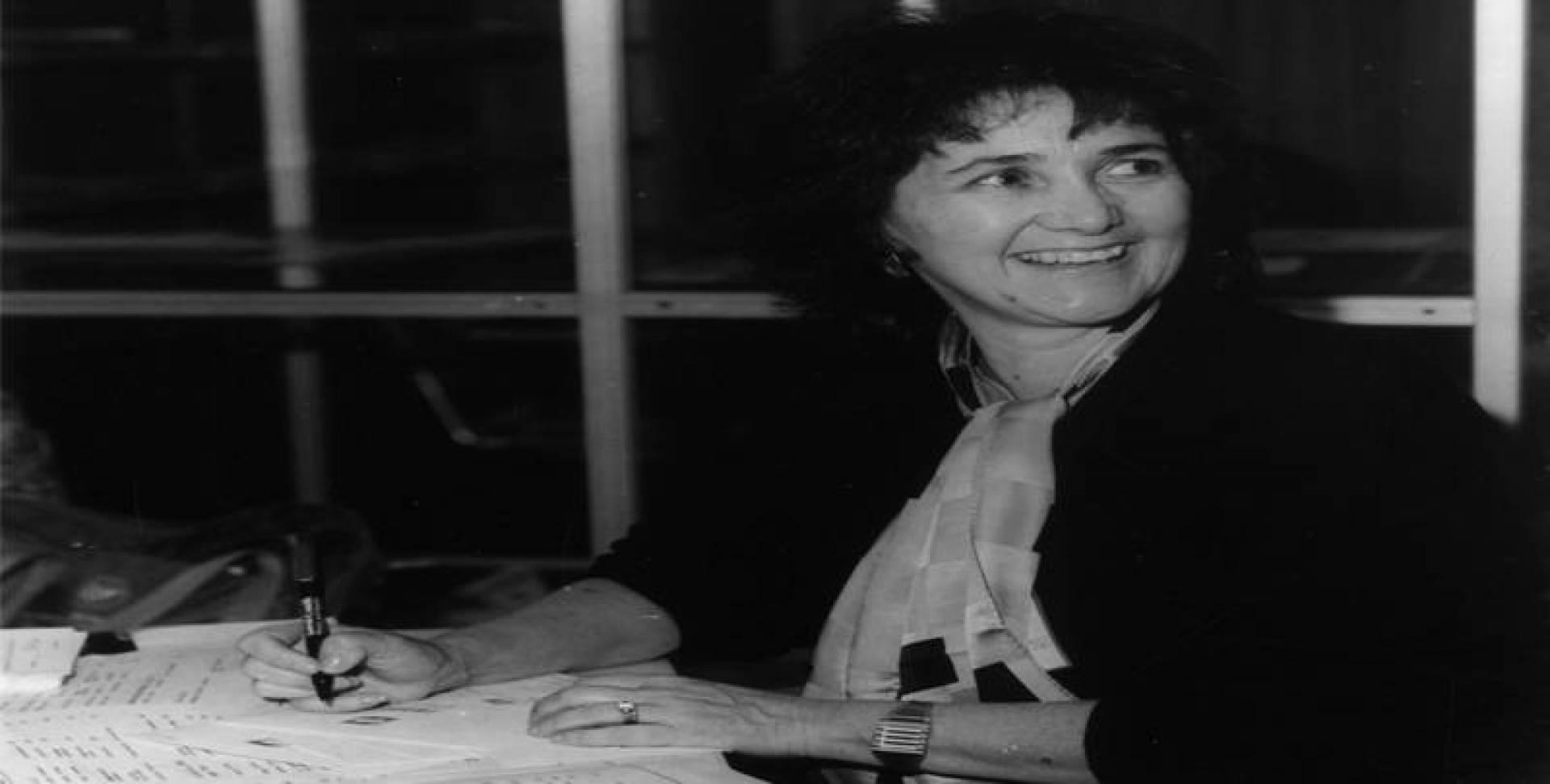 المخرجة الأميركية جودي تشايكن.. أرشيفية